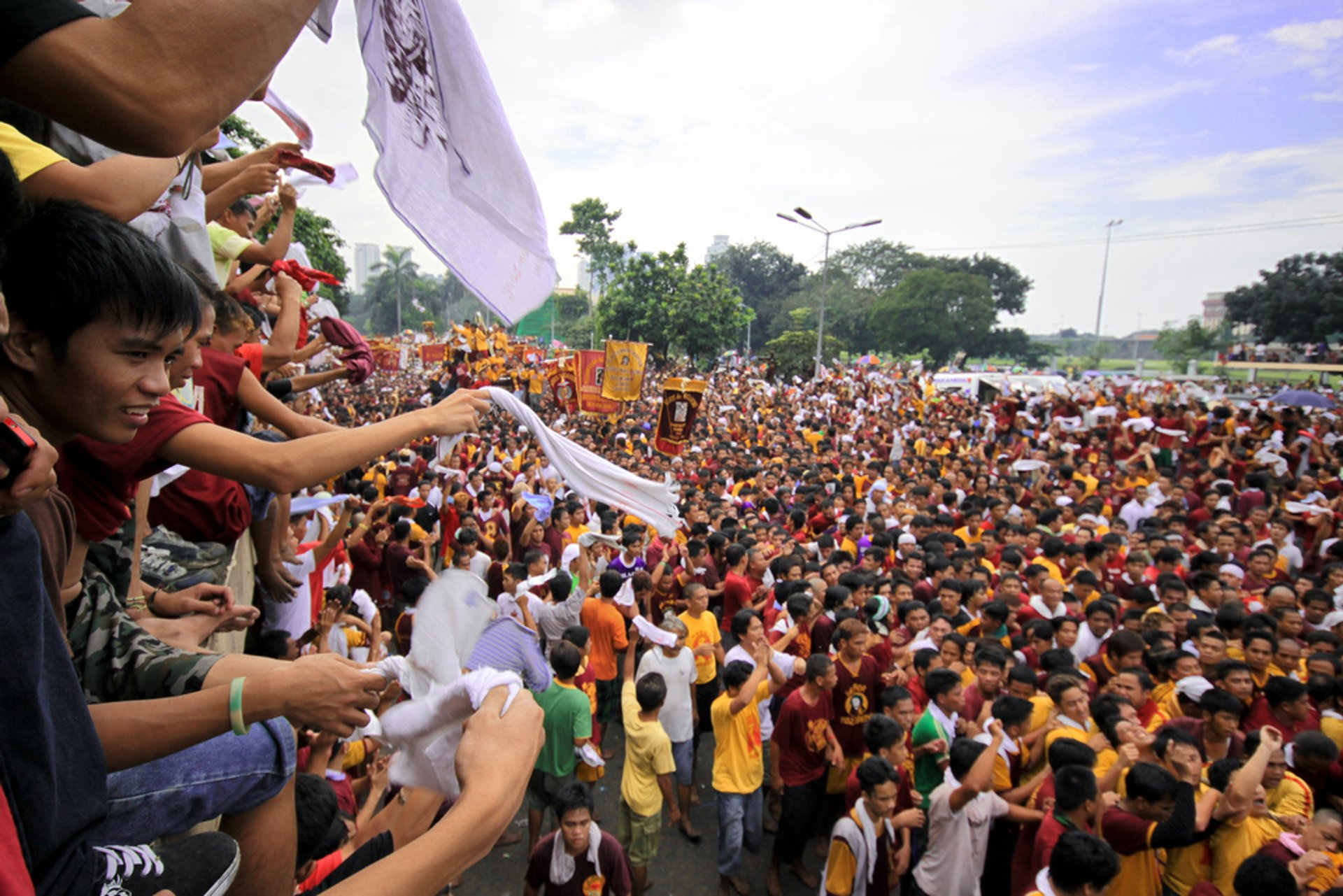 Best time for Quiapo Fiesta: Feast of the Black Nazarene in Philippines 2020