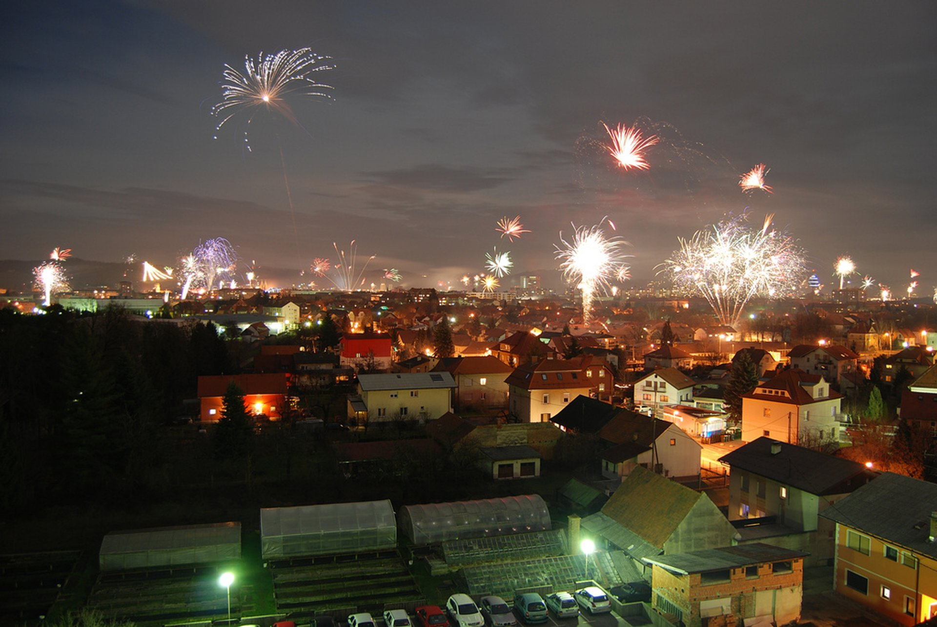 New Year's Eve in Slovenia 2020 - Best Time