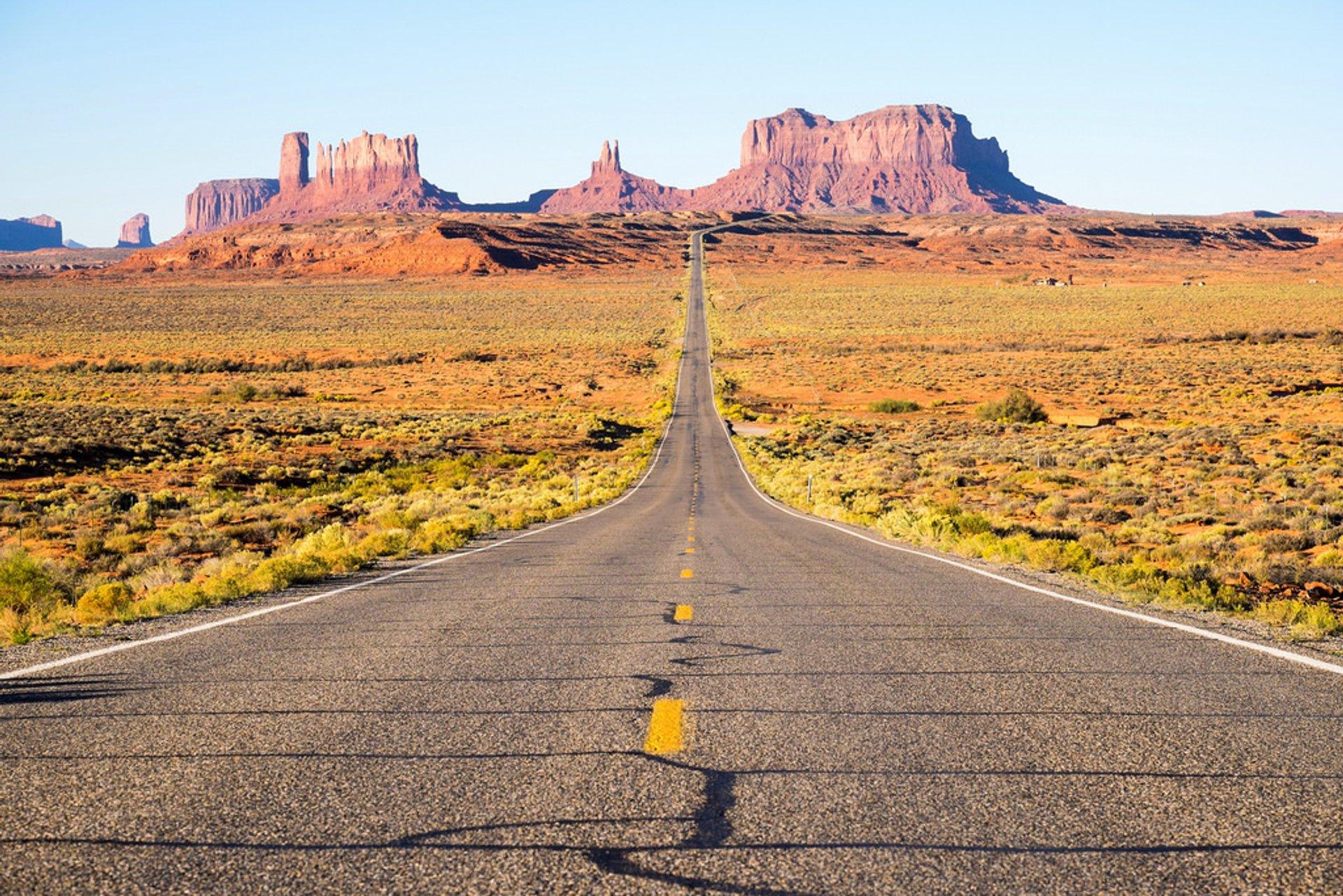 Wildcat Trail & Monument Valley in Utah - Best Season 2020