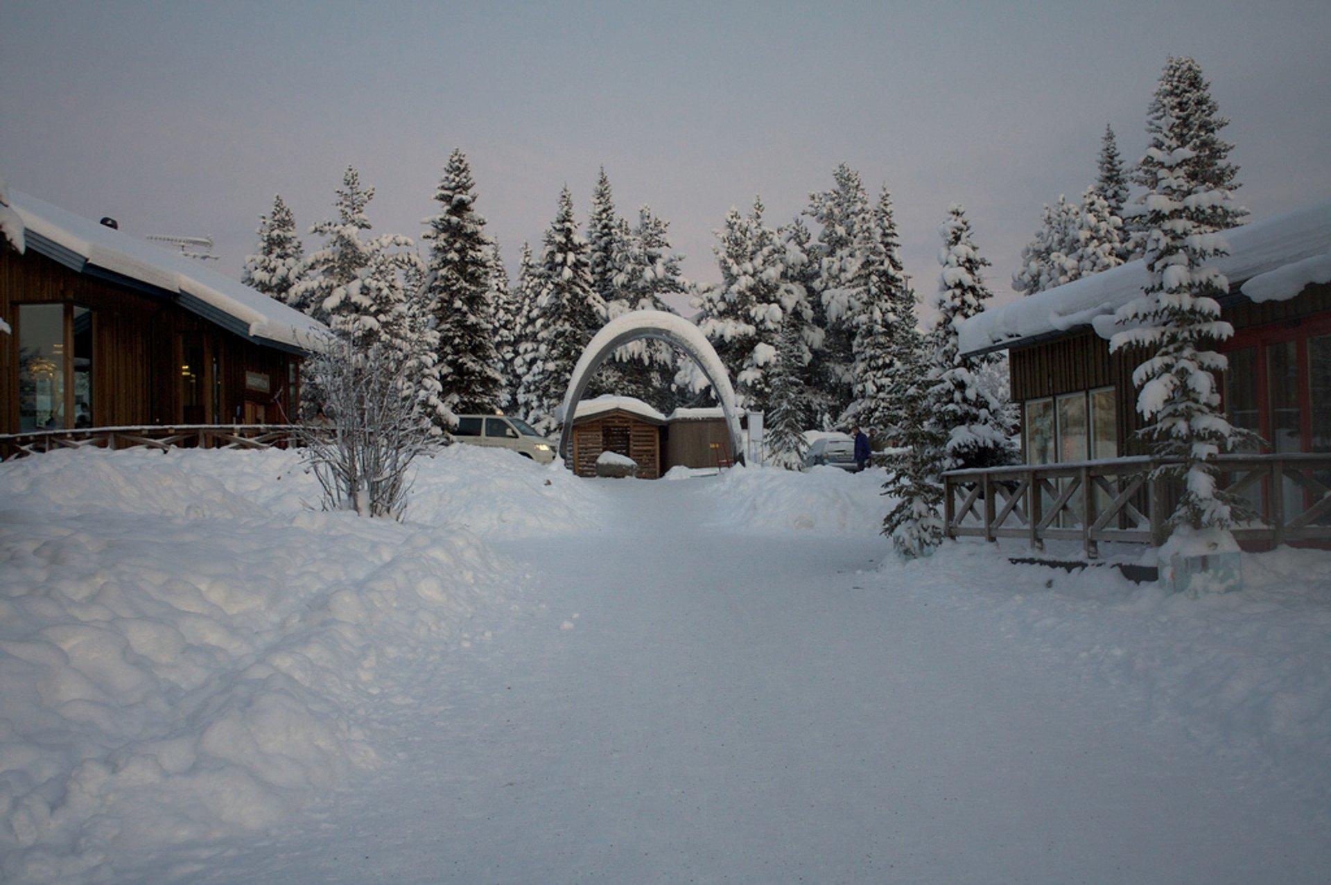 Ice Hotel in Sweden - Best Season 2020
