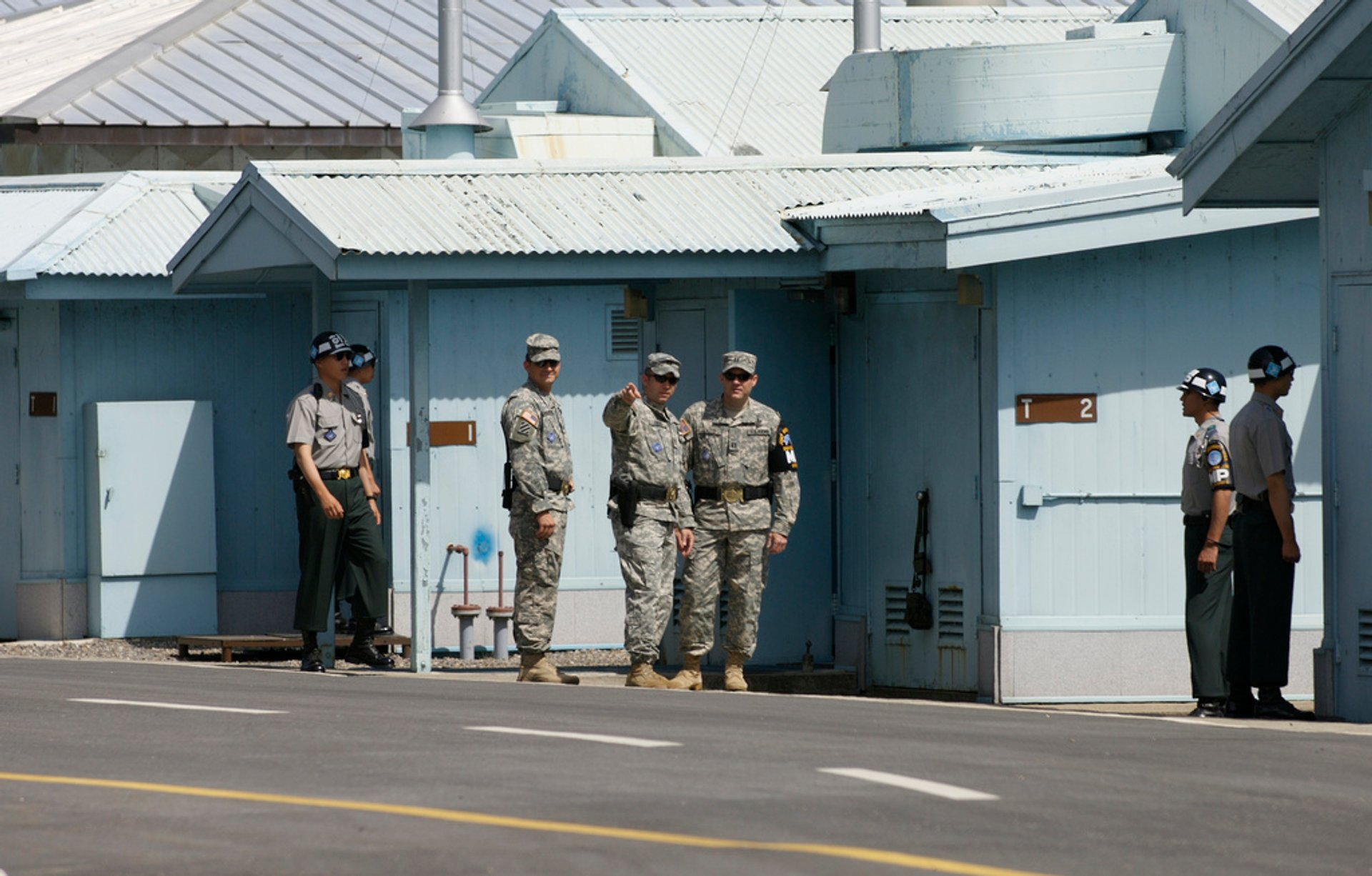 Best time for Demilitarized Zone (DMZ) in South Korea 2020