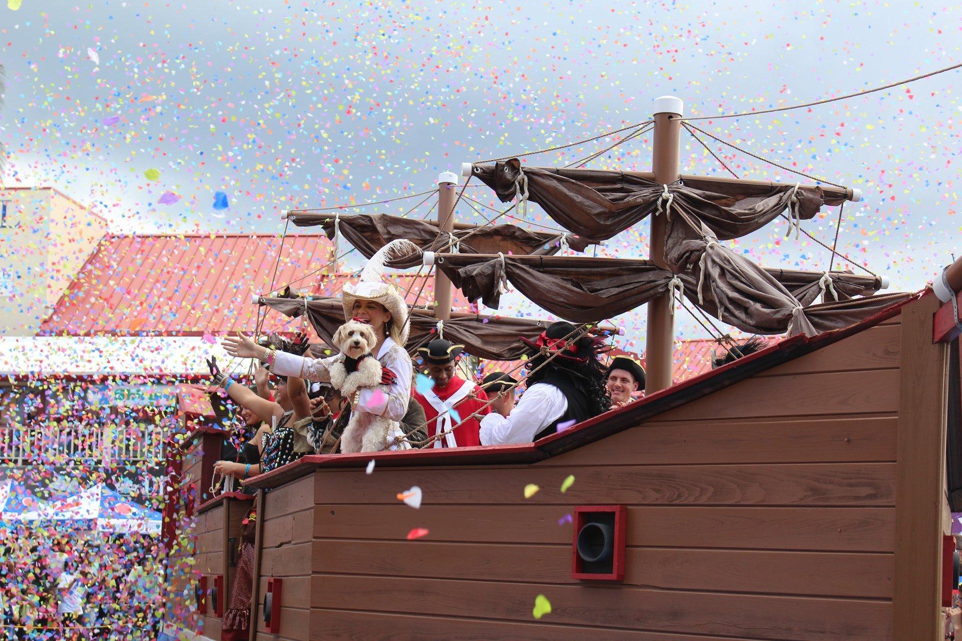 Cayman Islands Pirates Week Festival in Cayman Islands 2020 - Best Time