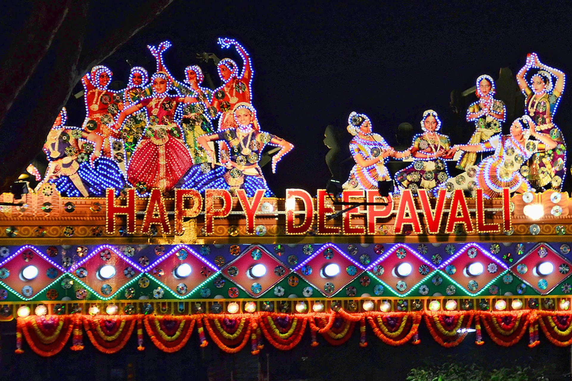 Deepavali: The Festival of Lights in Singapore 2020 - Best Time