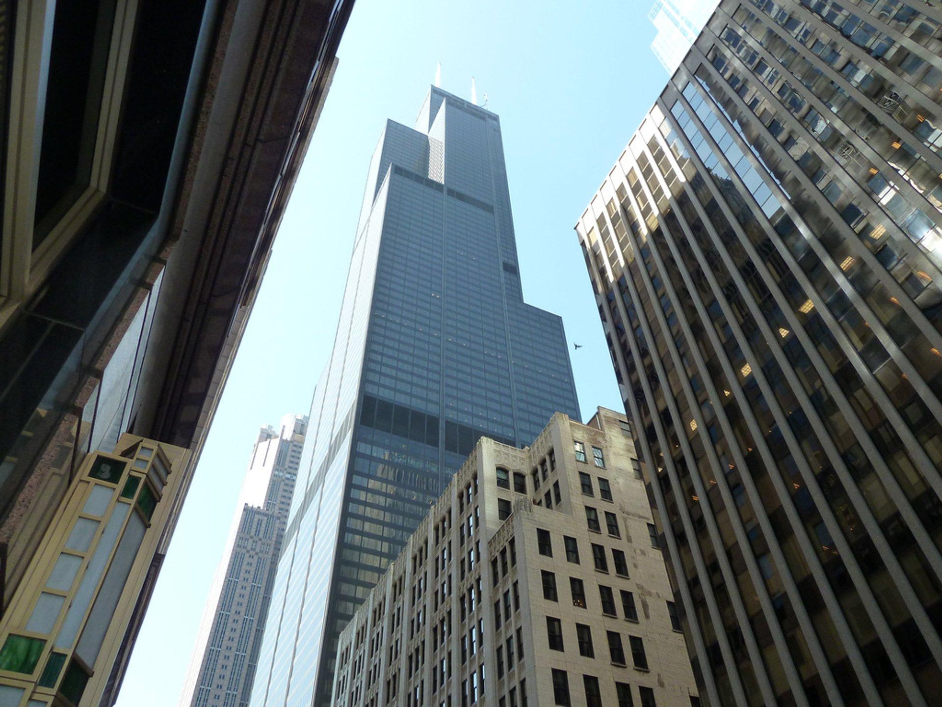 Willis Tower 2020