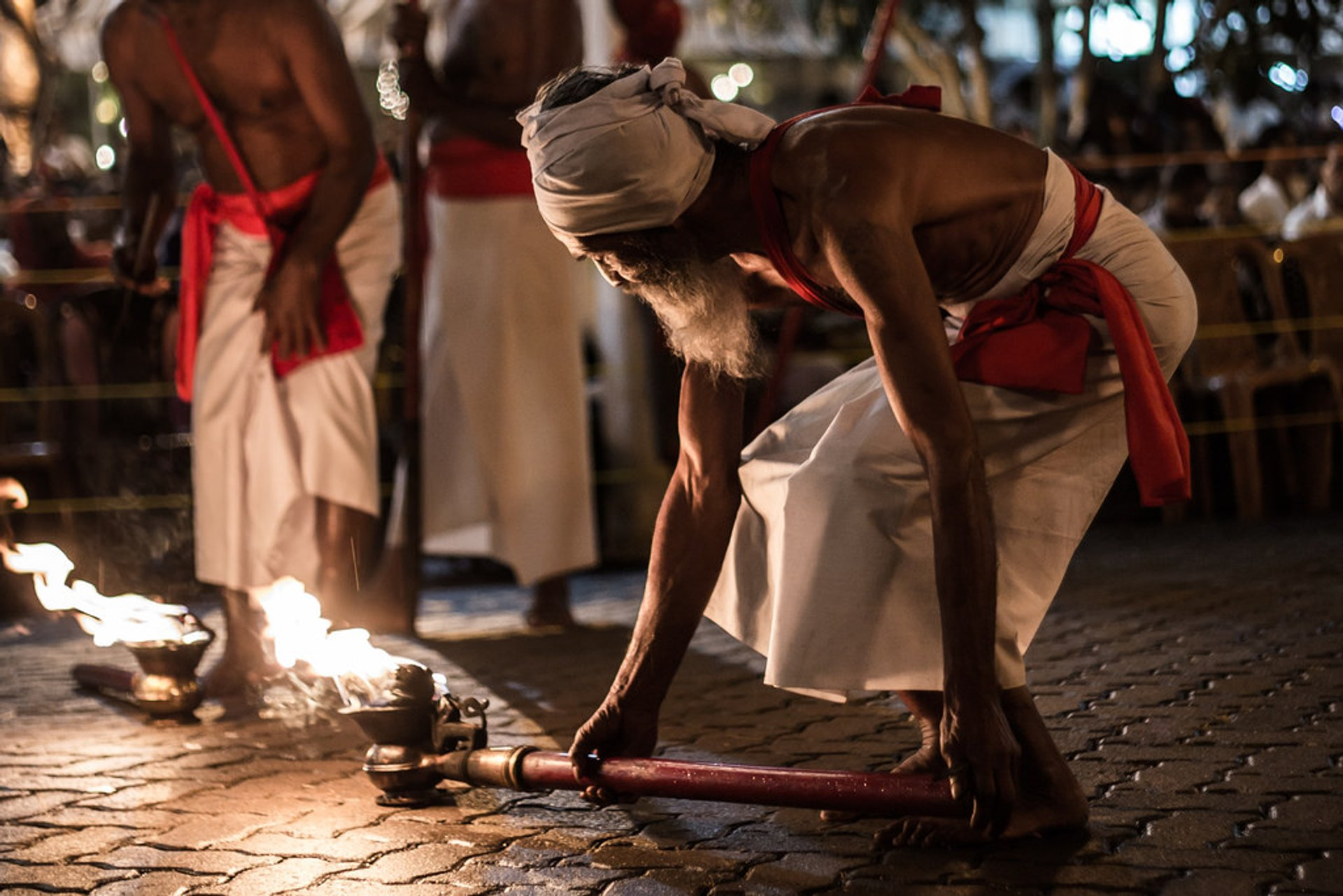 Kandy Esala Perahera in Sri Lanka - Best Season 2019