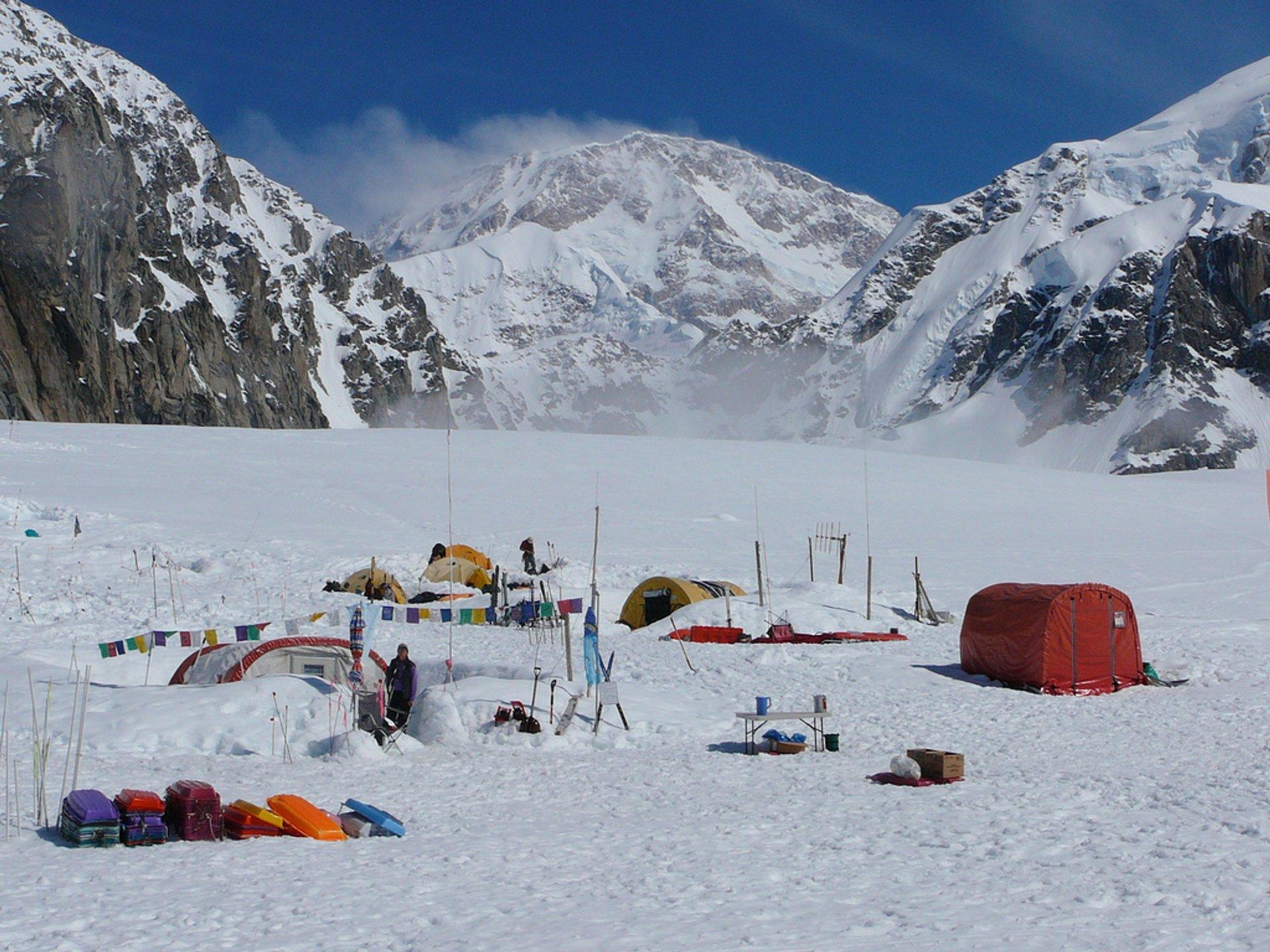 Denali in Alaska - Best Season 2020