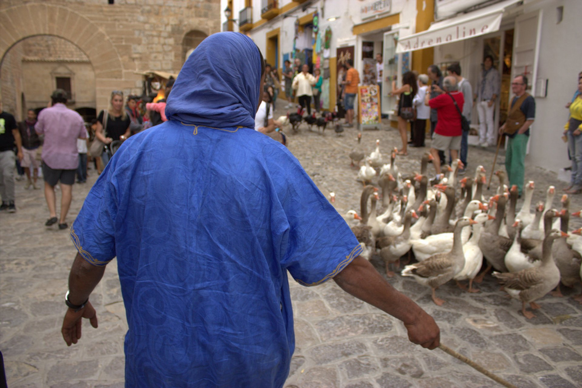 Best time for Medieval Festival Ibiza in Ibiza