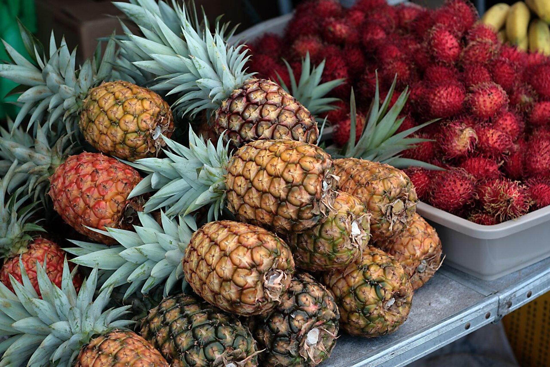 Pineapple in Hawaii 2019 - Best Time