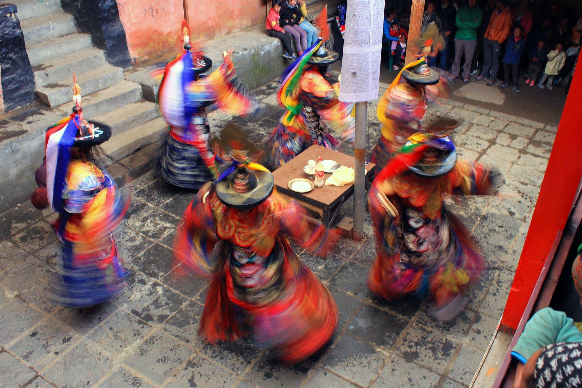 Dumji Festival in Nepal 2019 - Best Time