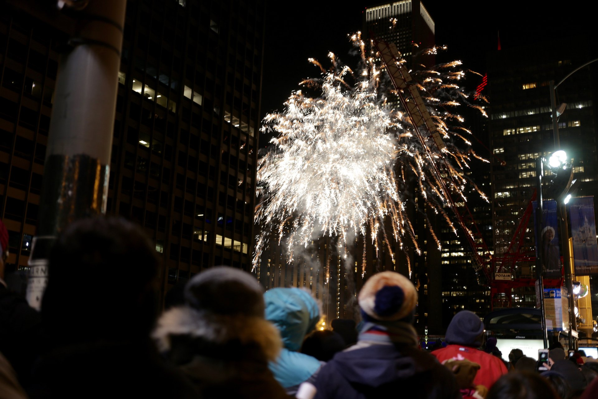BMO Harris Magnificent Mile Lights Festival in Chicago 2020 - Best Time