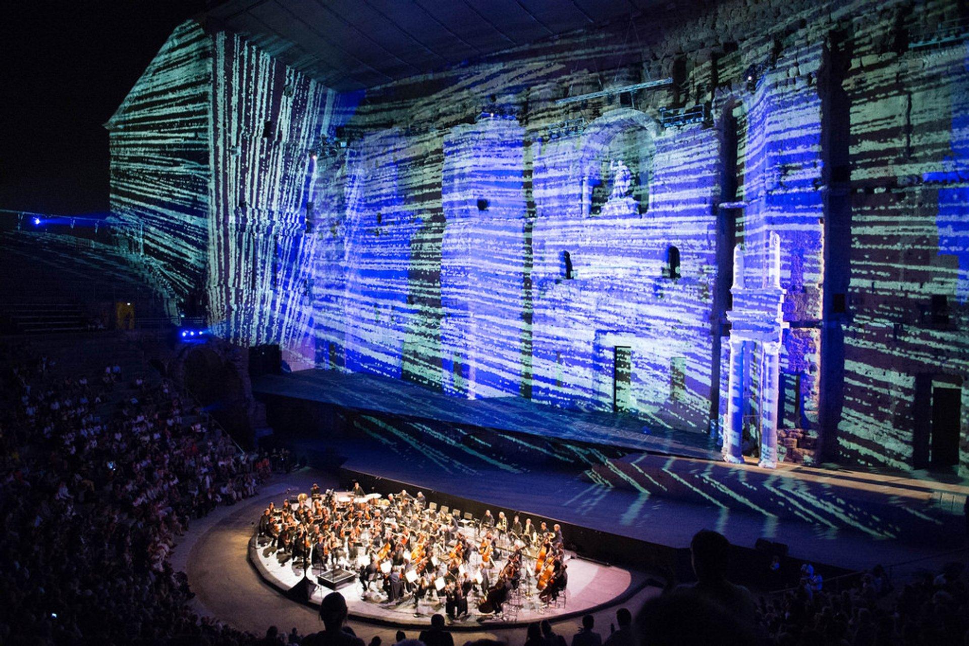 Théâtre Antique & Musée d'Orange 2020