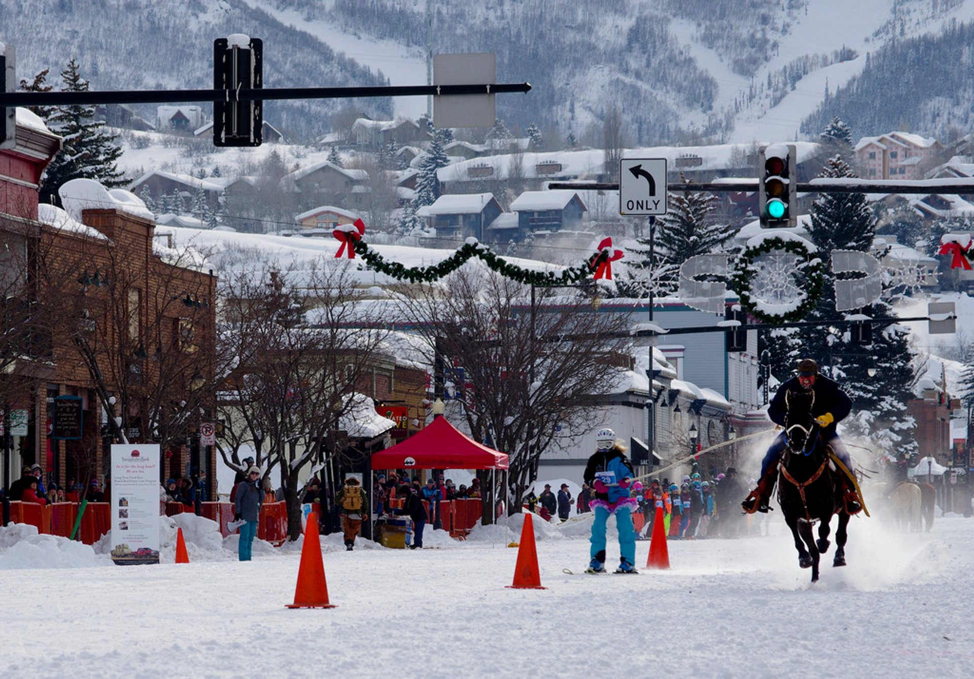 Steamboat Winter Carnival in Colorado - Best Season 2020