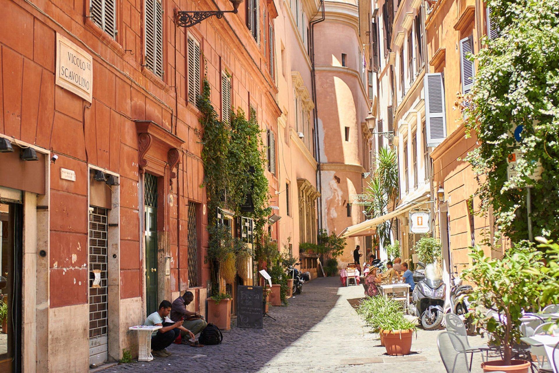 Summer in Rome - Best Season