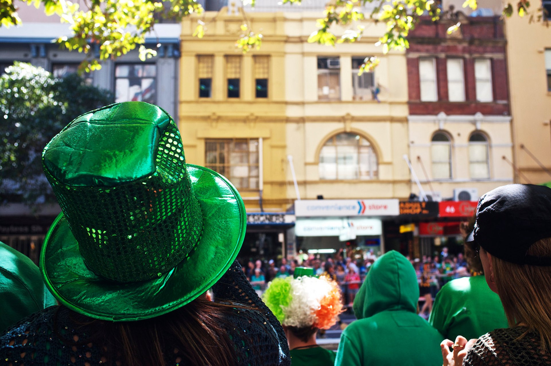St. Patrick's Day in Sydney - Best Time