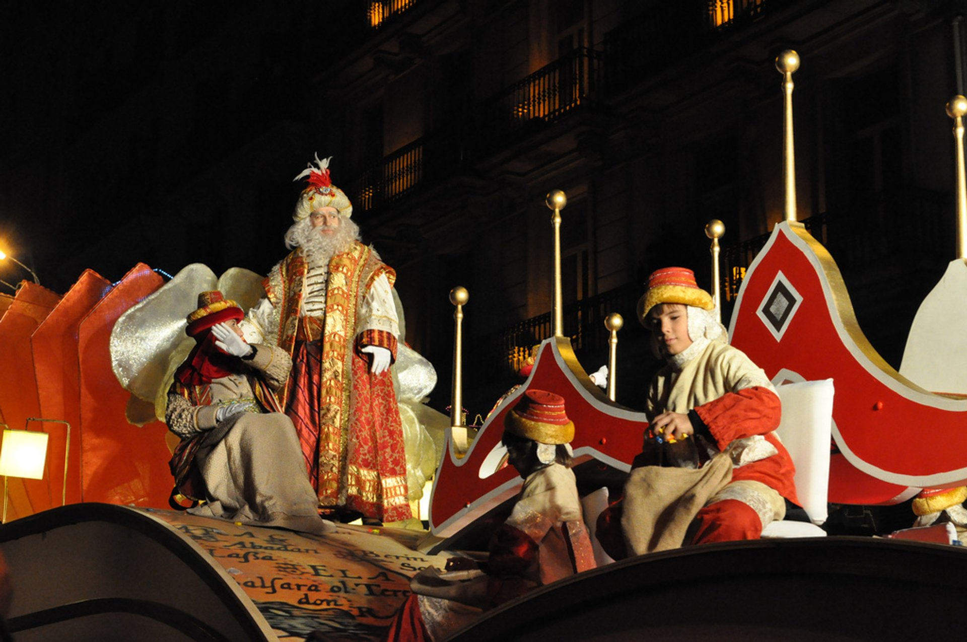 Three Kings Day in Barcelona - Best Time