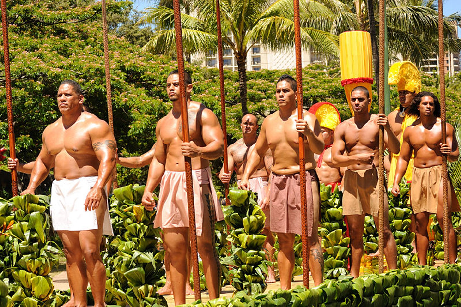 Best time for Kamehameha Day in Hawaii