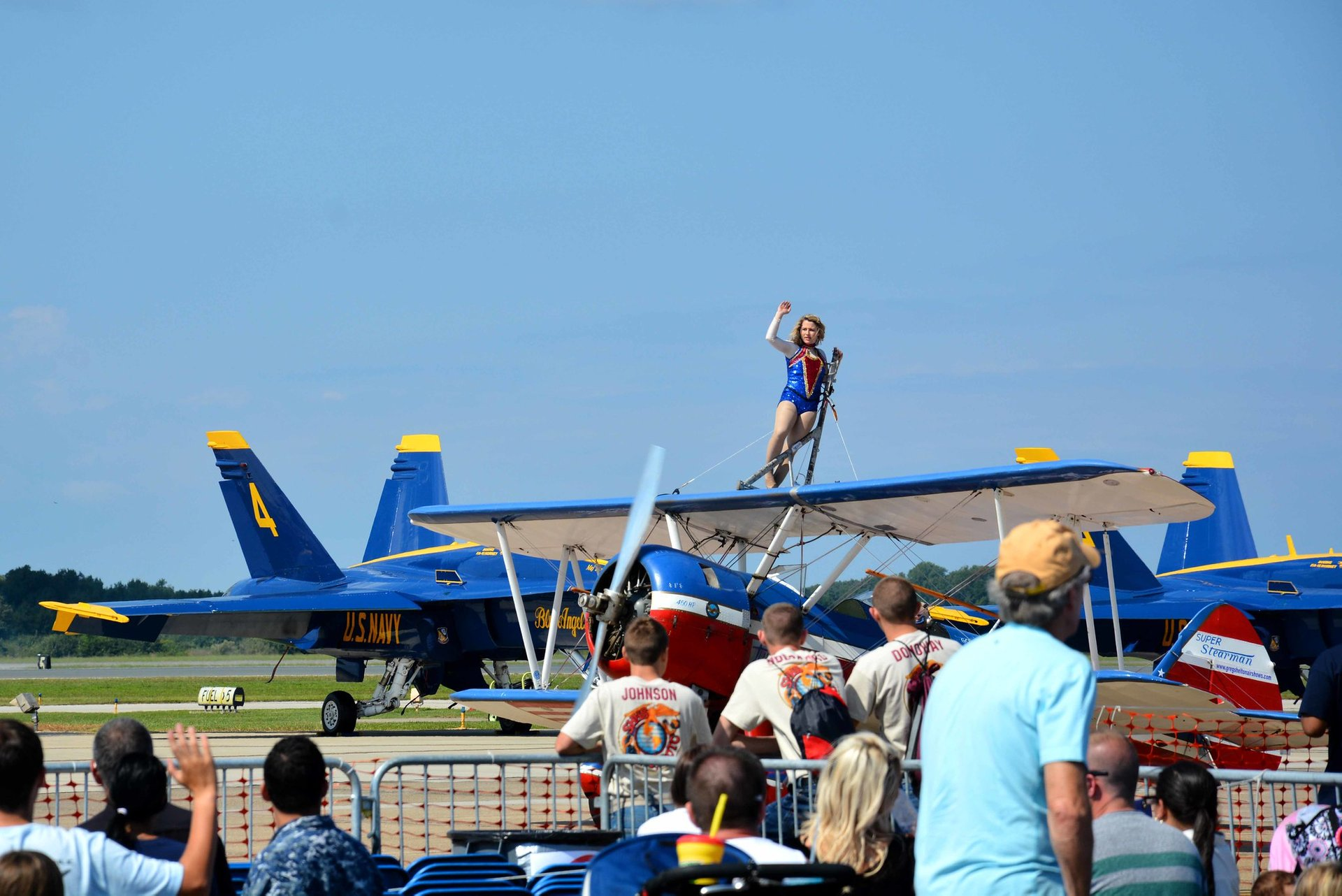 Best time for NAS Oceana Air Show in Virginia 2019