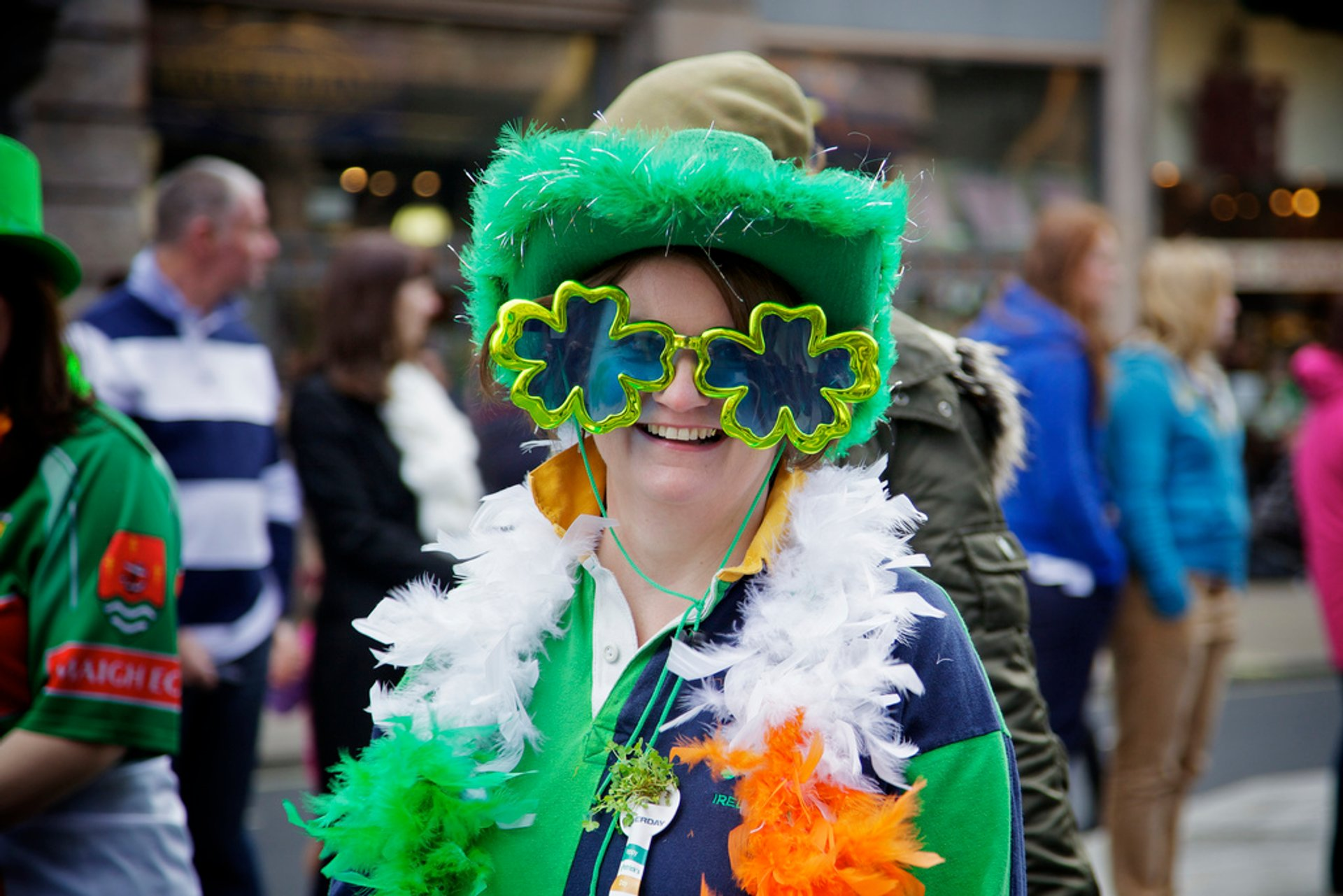 St. Patrick's Day in The United Kingdom 2020 - Best Time