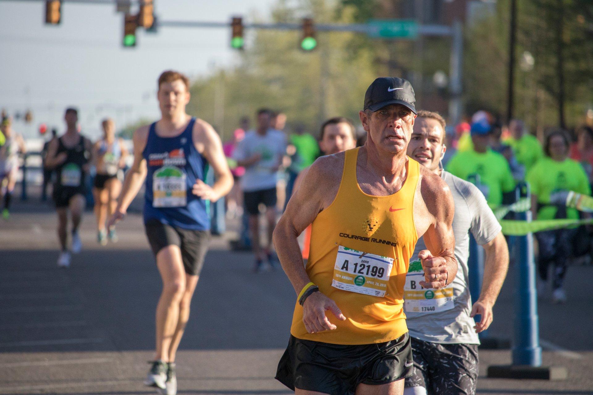 Oklahoma City Memorial Marathon in Oklahoma 2020 - Best Time