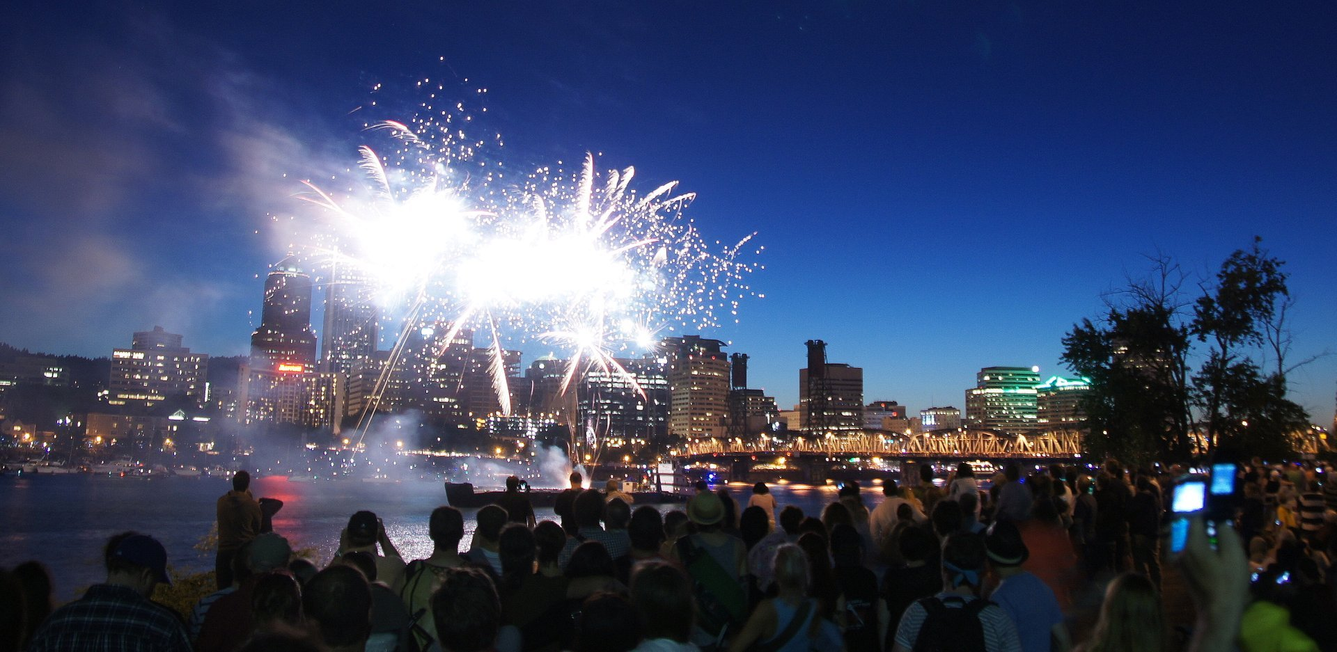 4th of July   in Portland 2020 - Best Time