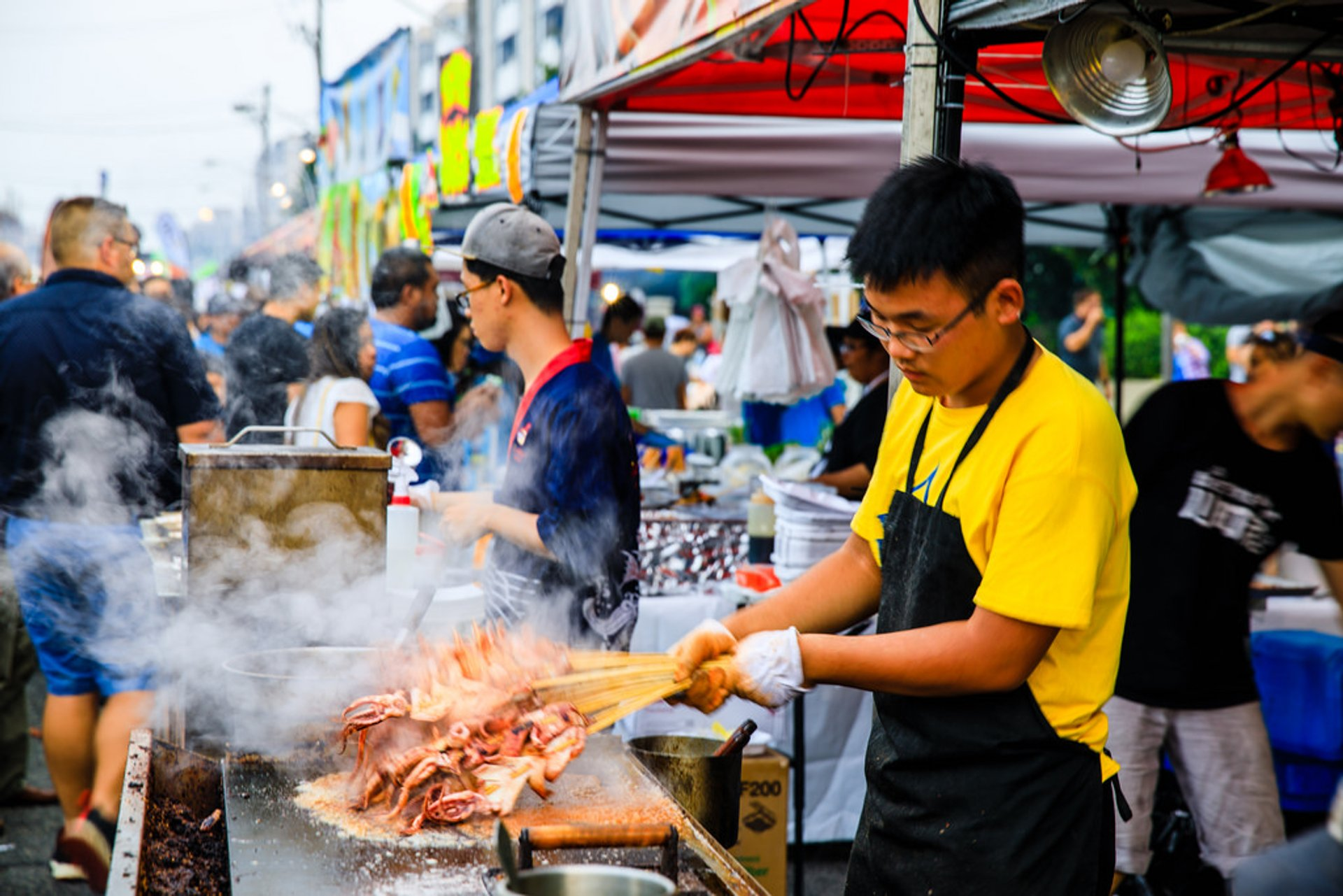 Taste of Manila in Toronto 2020 - Best Time