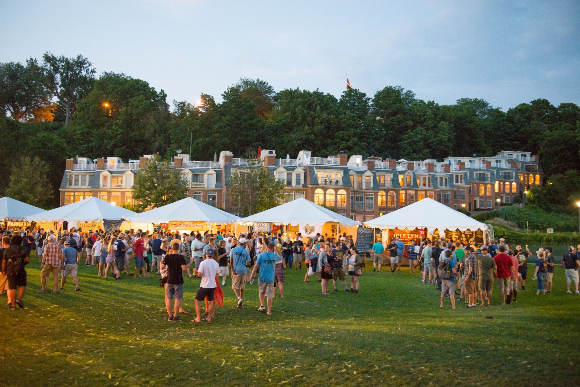 Best time for Vermont Brewers Festival in Vermont 2020