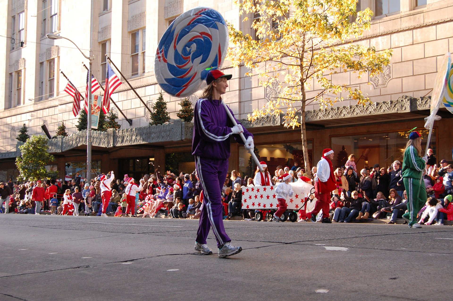 Seattle Macy's Holiday Parade in Seattle 2020 - Best Time