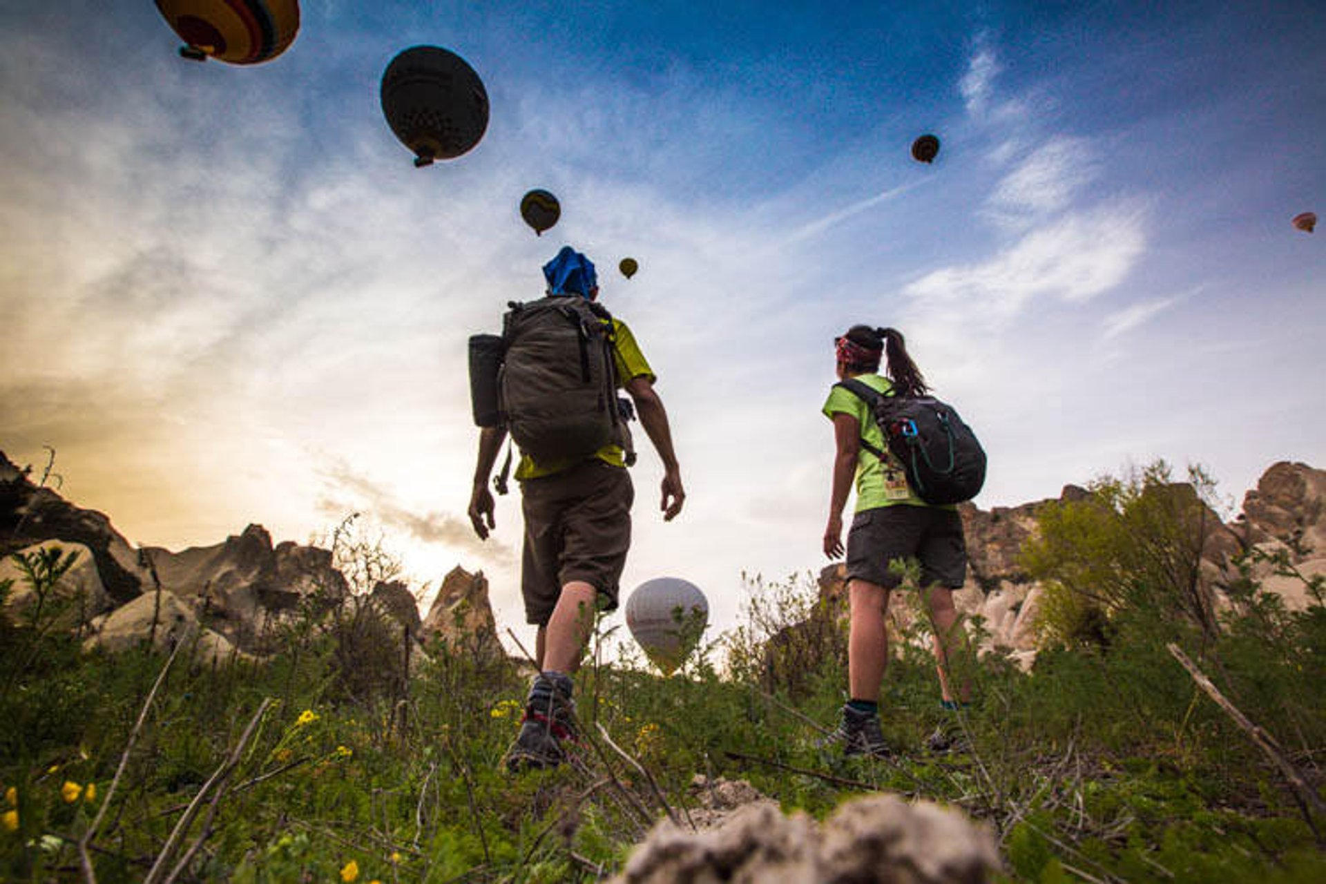 Hiking and Trekking in Cappadocia 2020 - Best Time