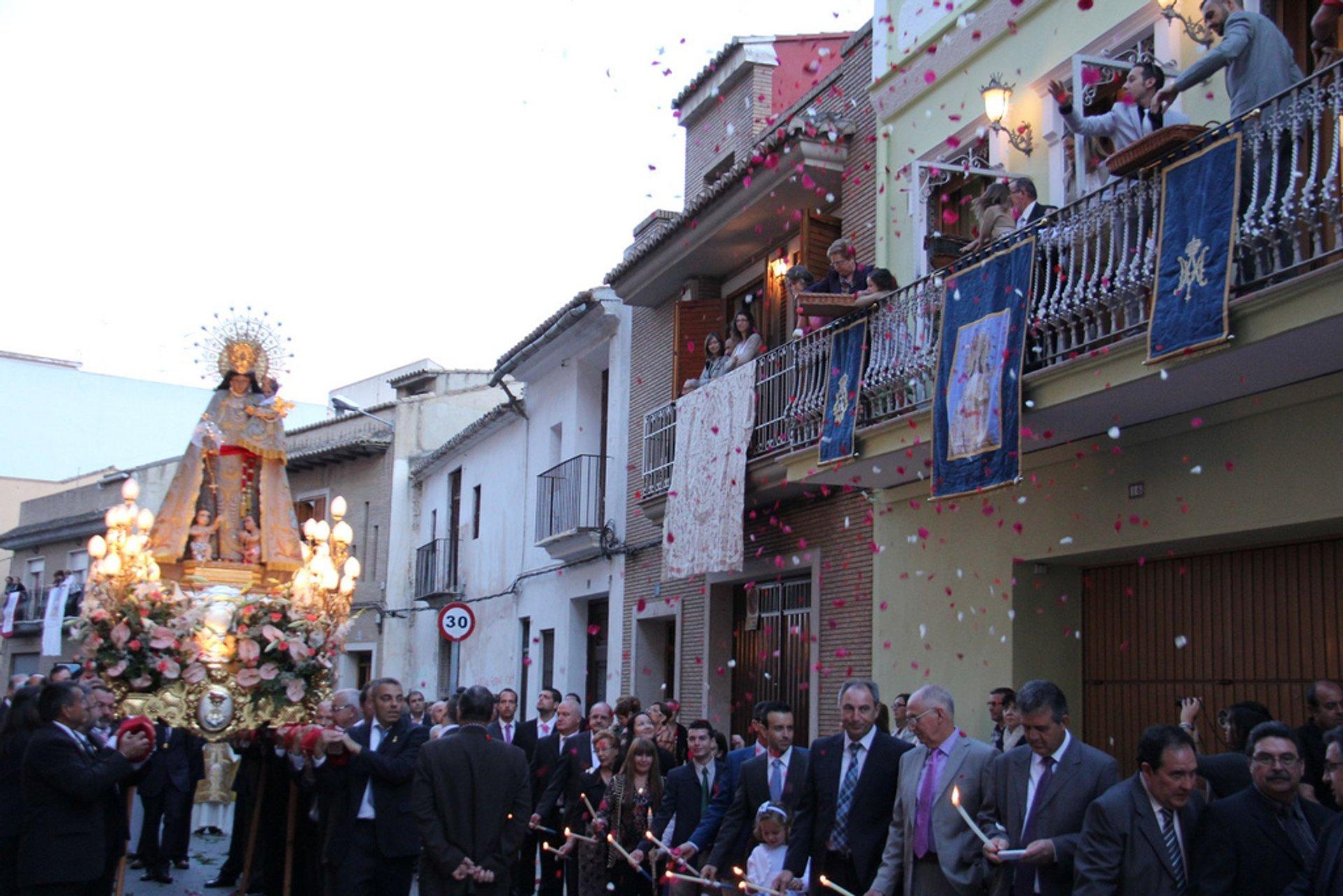 Virgen de los Desamparados in Valencia - Best Season
