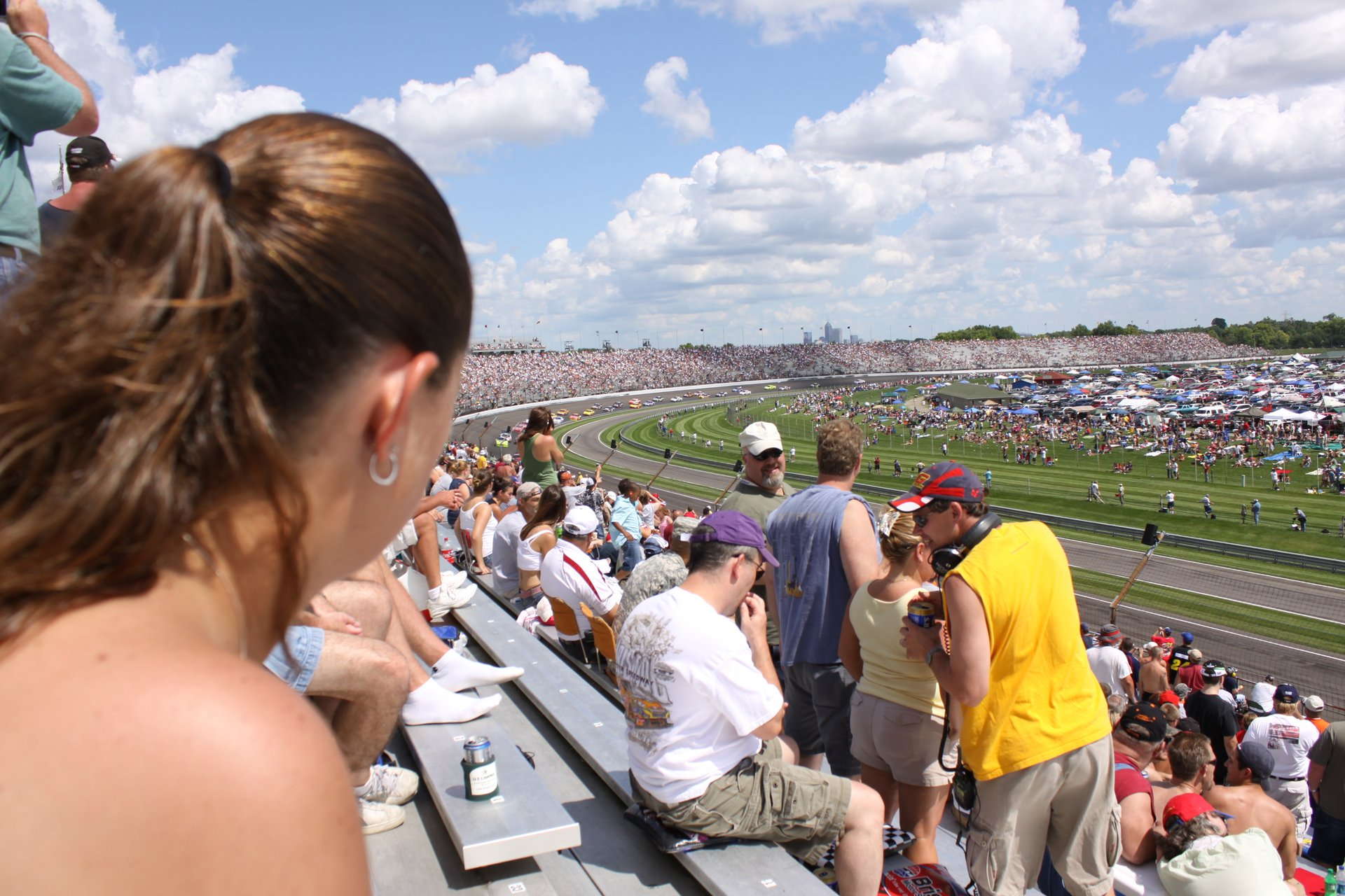 Brickyard 400 in Midwest 2020 - Best Time