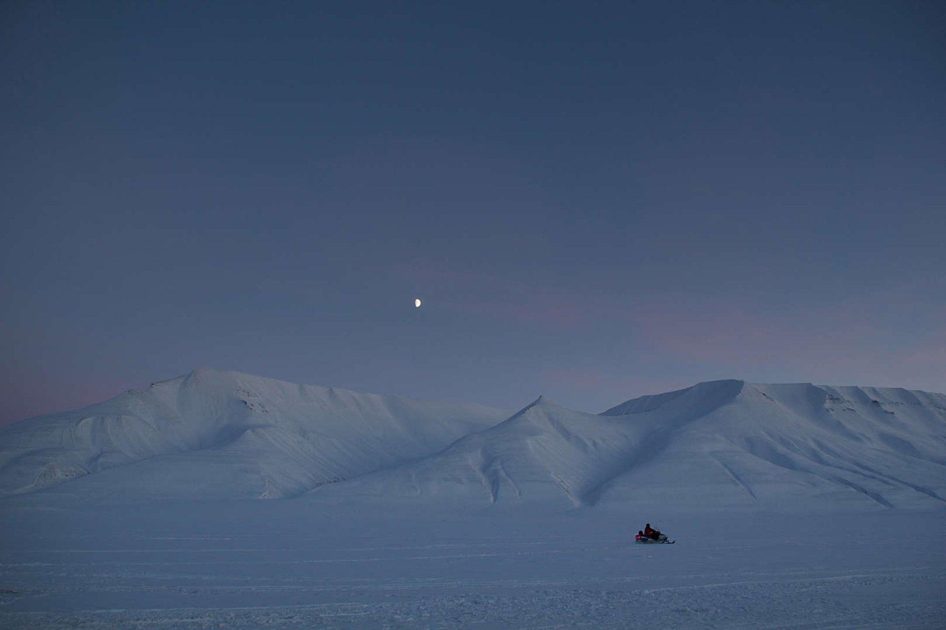 Polar Night in Svalbard - Best Season 2019