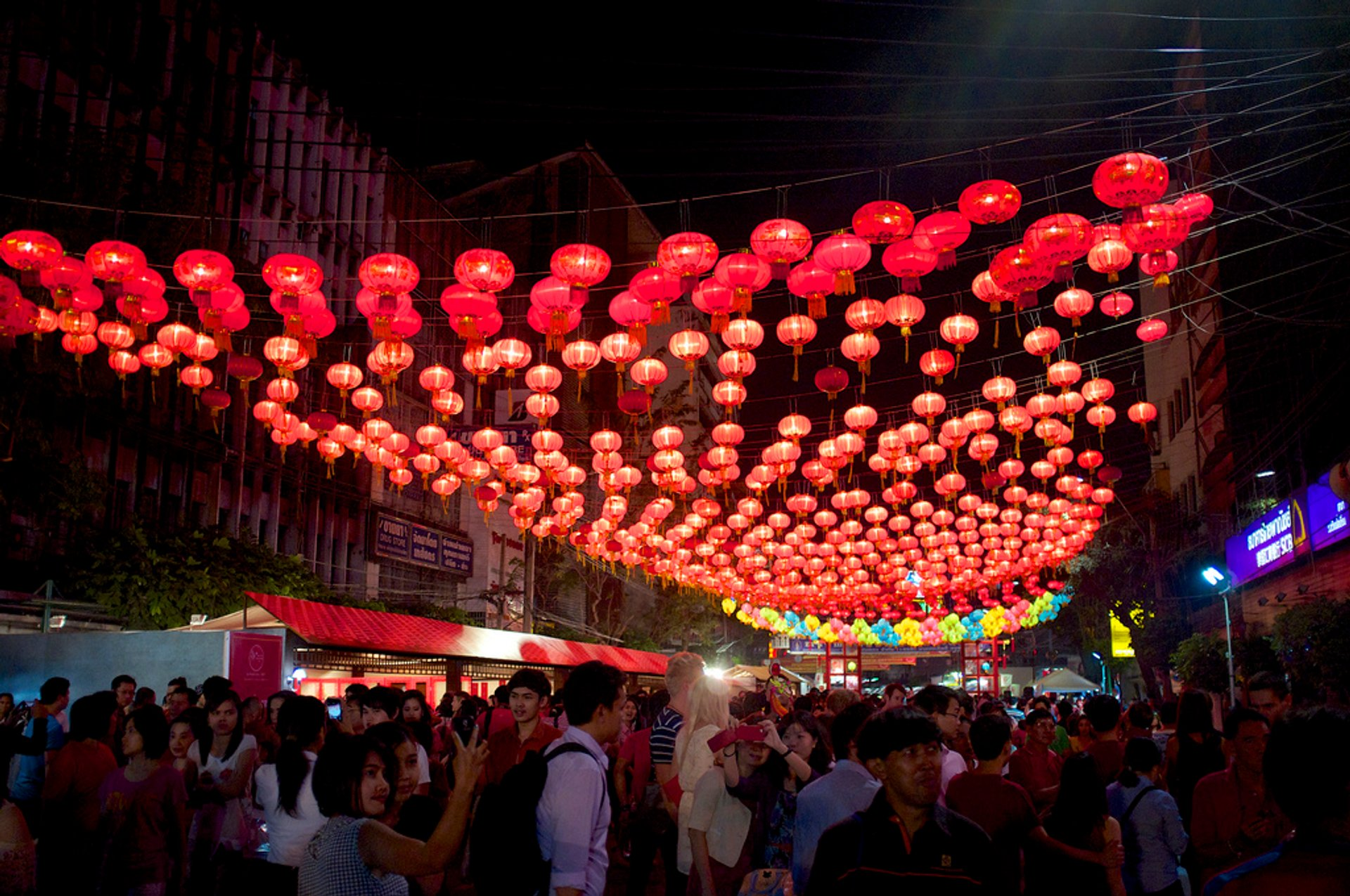 Best time to see Chinese New Year  in Bangkok 2019