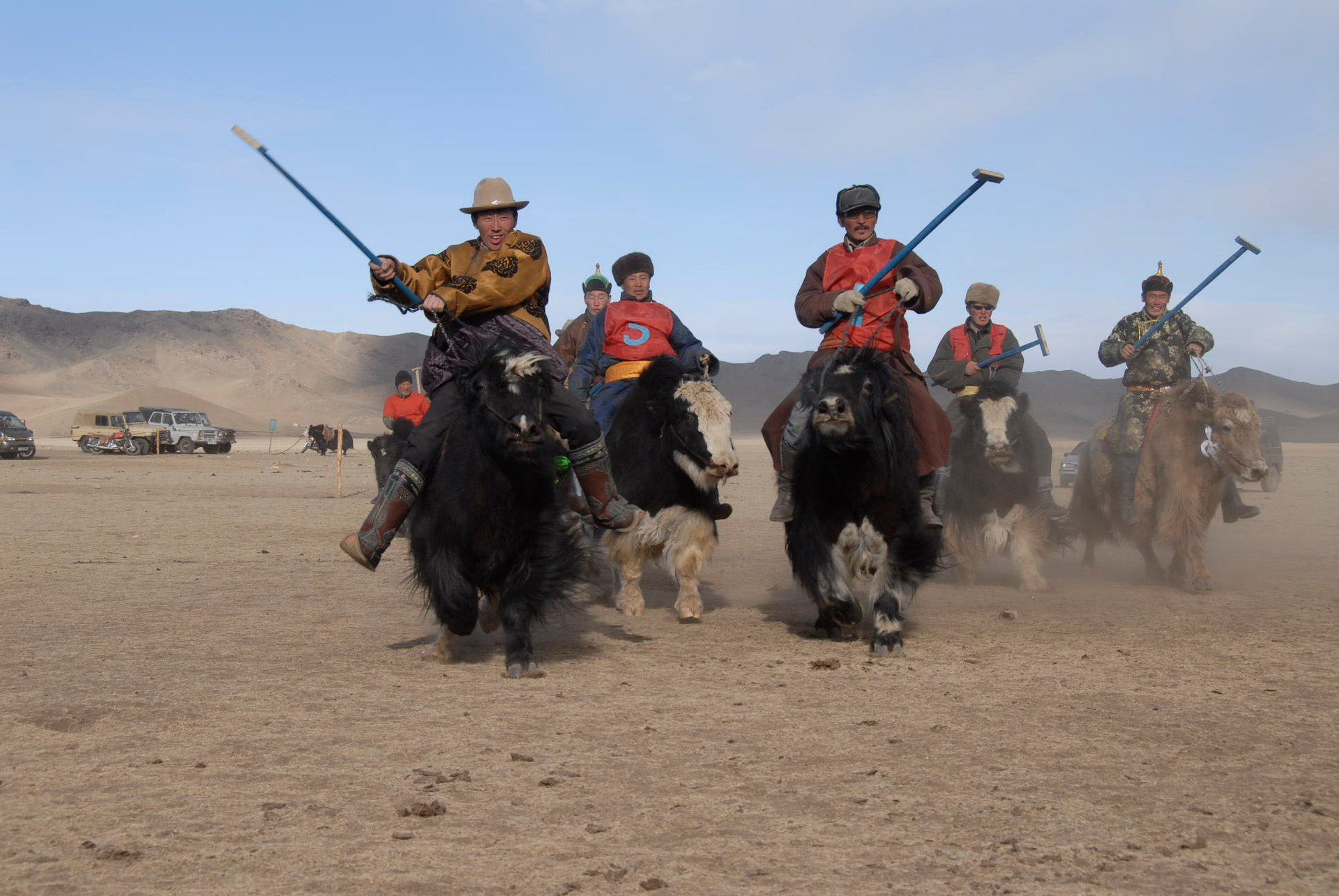 Yak Polo in Mongolia - Best Time