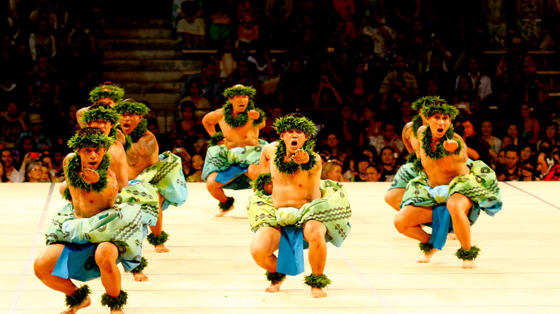 Merrie Monarch Festival in Hawaii - Best Season 2020