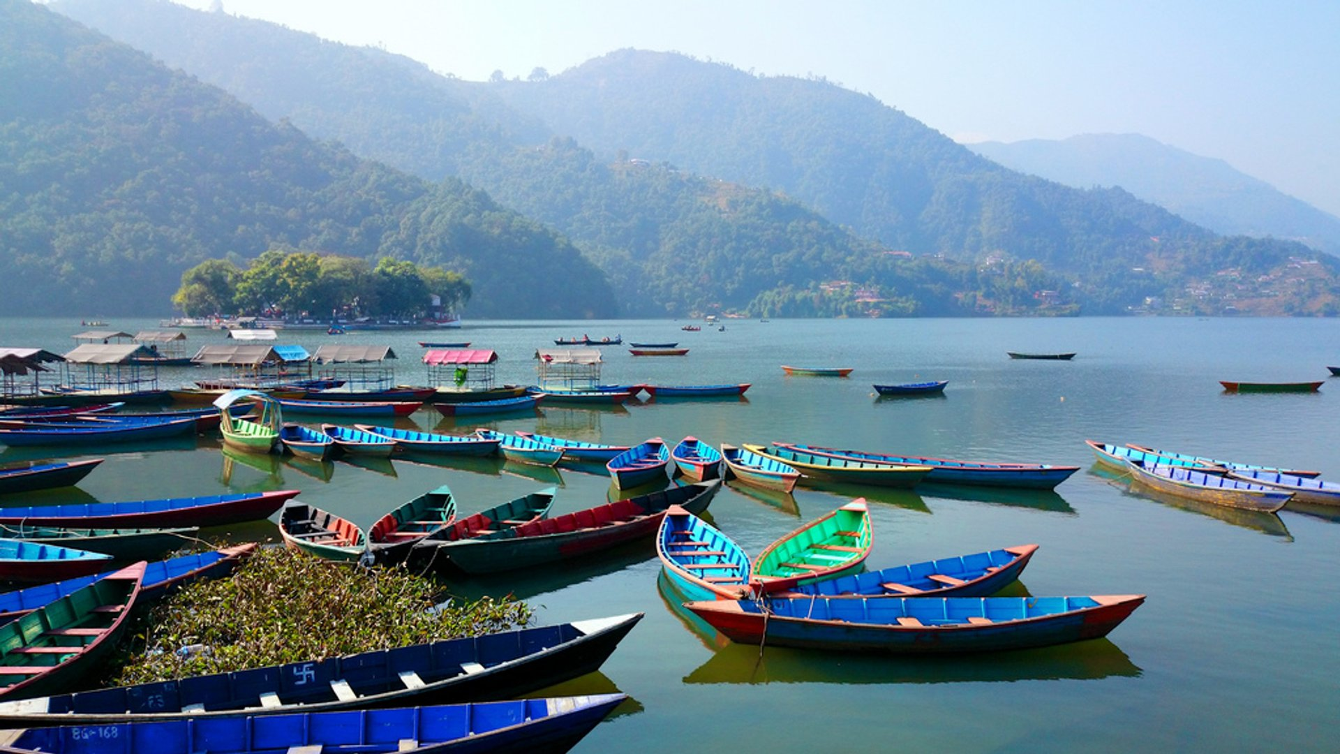 Best time for Boating with a View in Nepal 2020