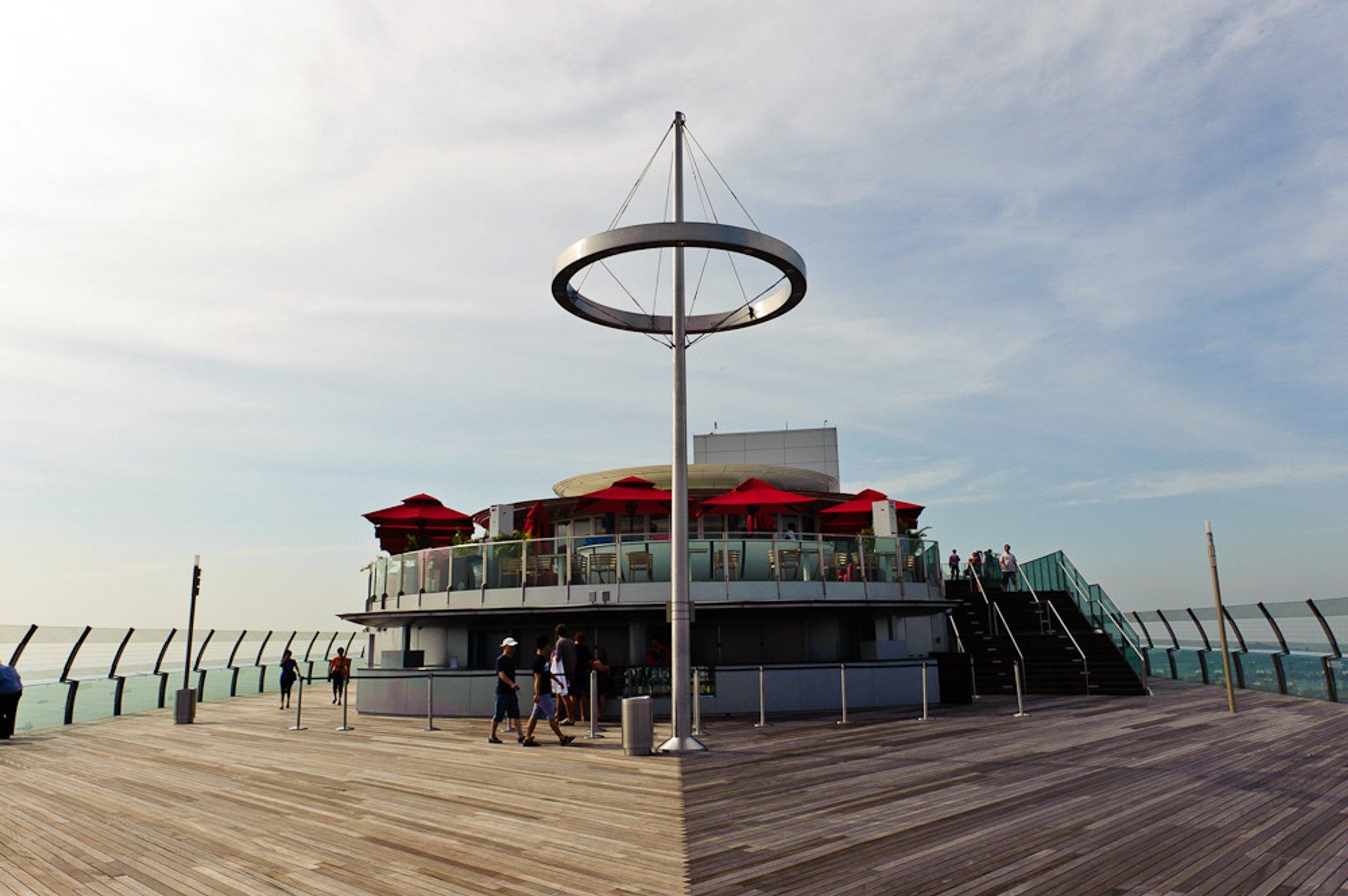 Marina Bay Sands SkyPark in Singapore - Best Season