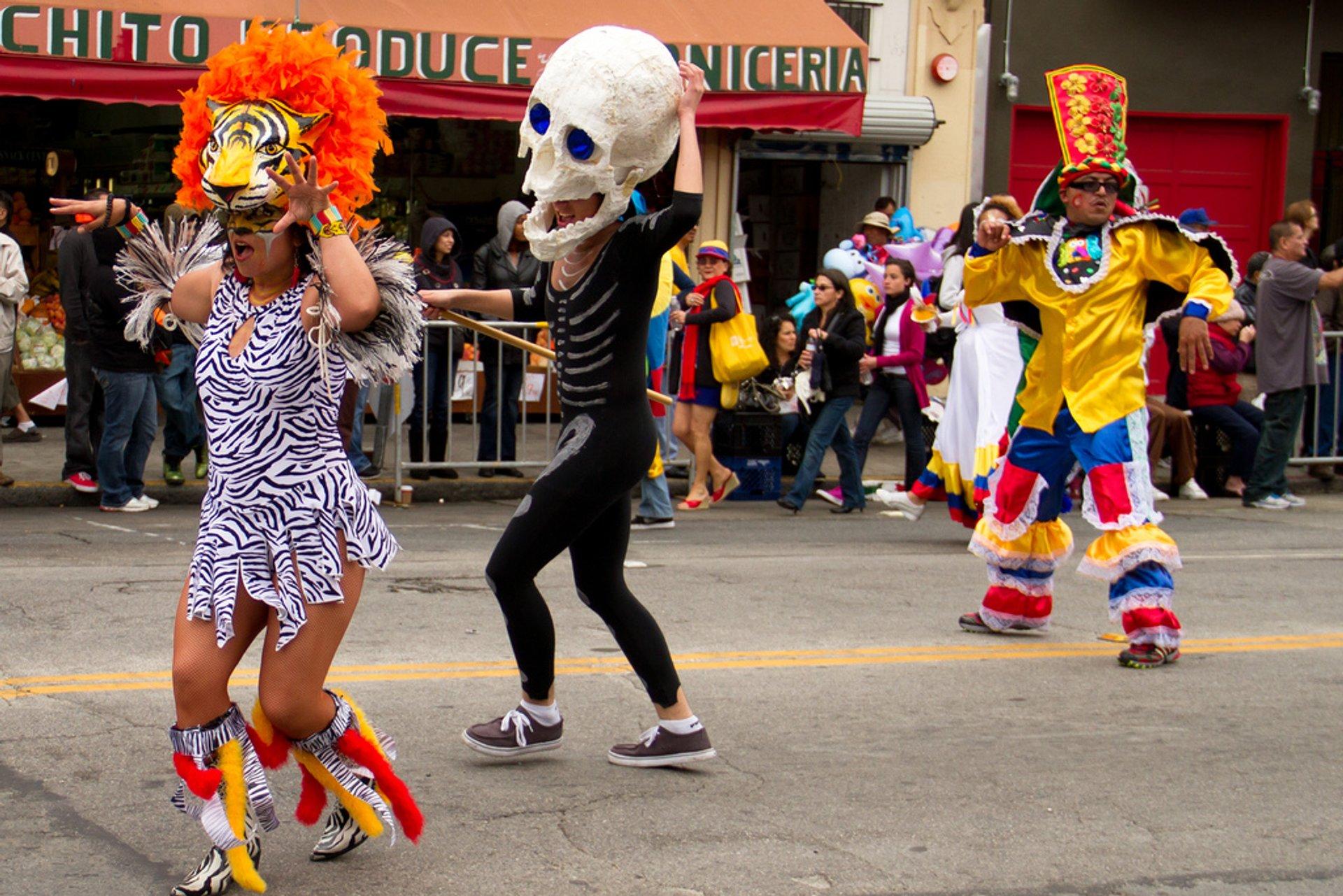 Carnaval in San Francisco - Best Season 2019