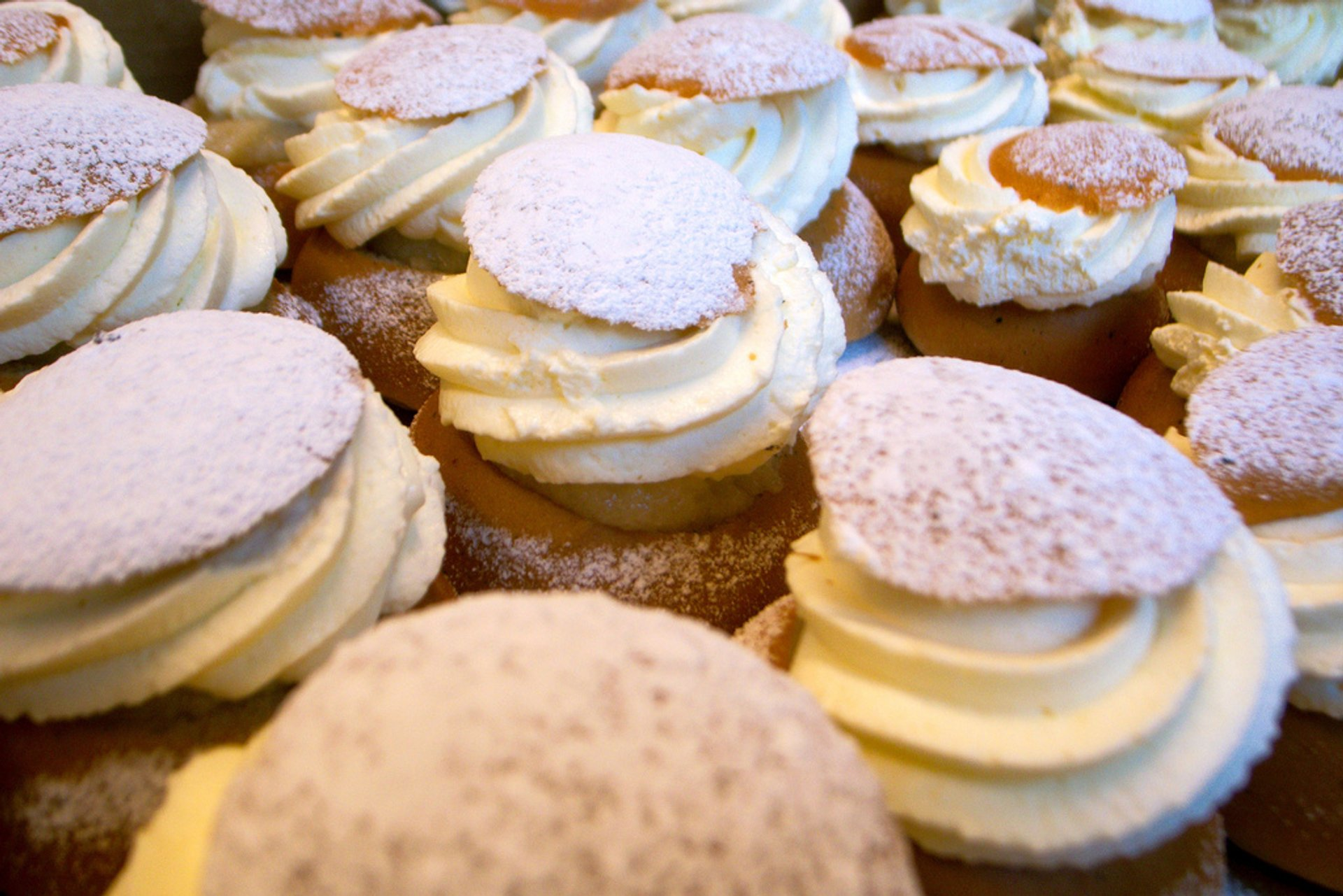 Semla Dessert in Sweden 2020 - Best Time