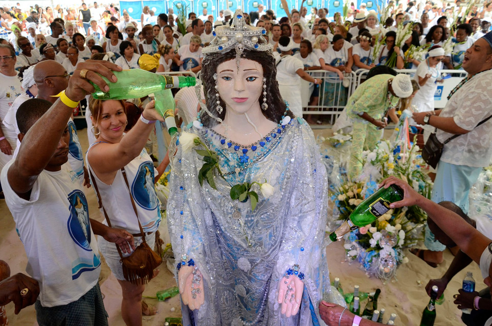 Festa da Iemanjá in Rio de Janeiro - Best Season 2019