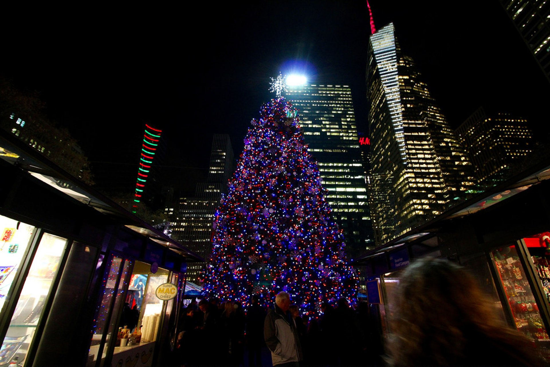 Bank of America Winter Village at Bryant Park 2020