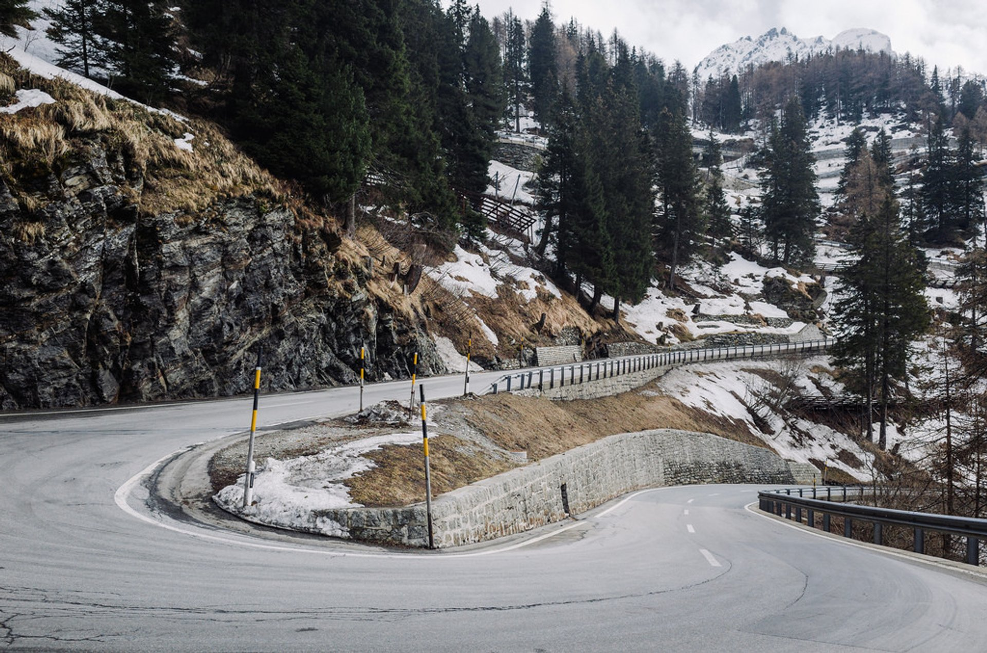 Best time for Maloja Pass in Switzerland 2019