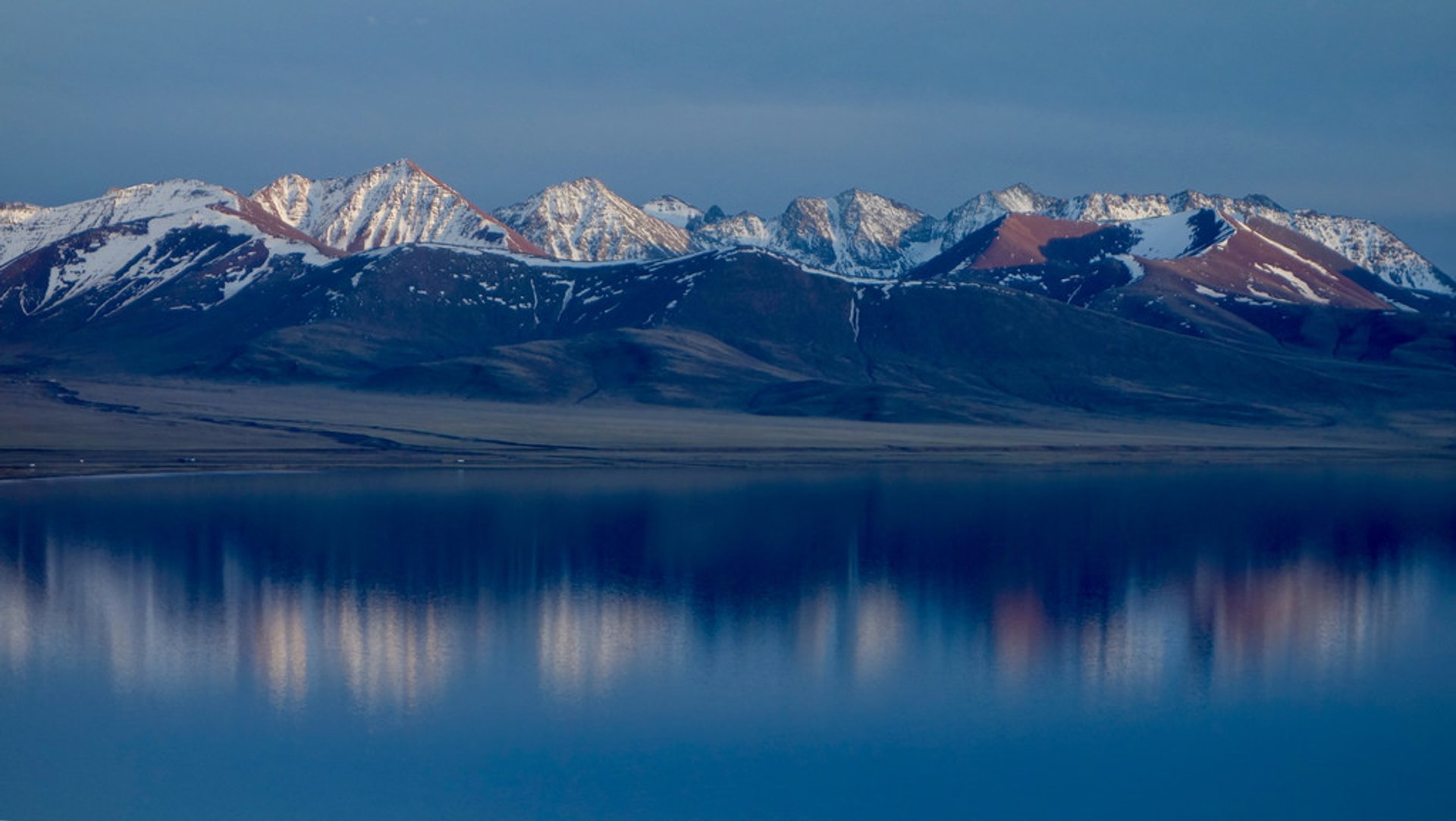 Sacred Lakes of Tibet in Tibet - Best Time