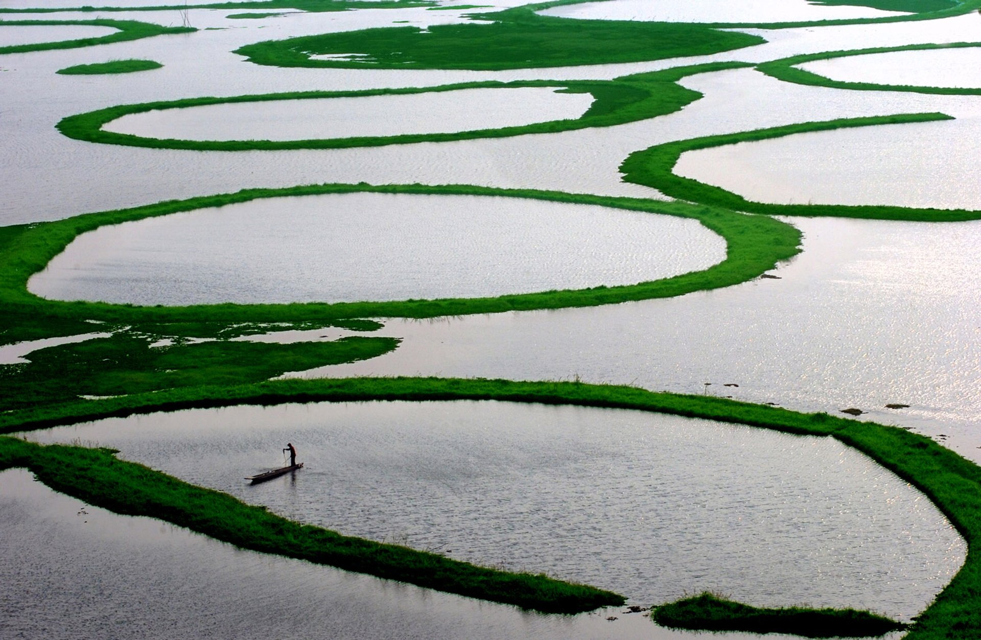 Loktak Lake in India - Best Time