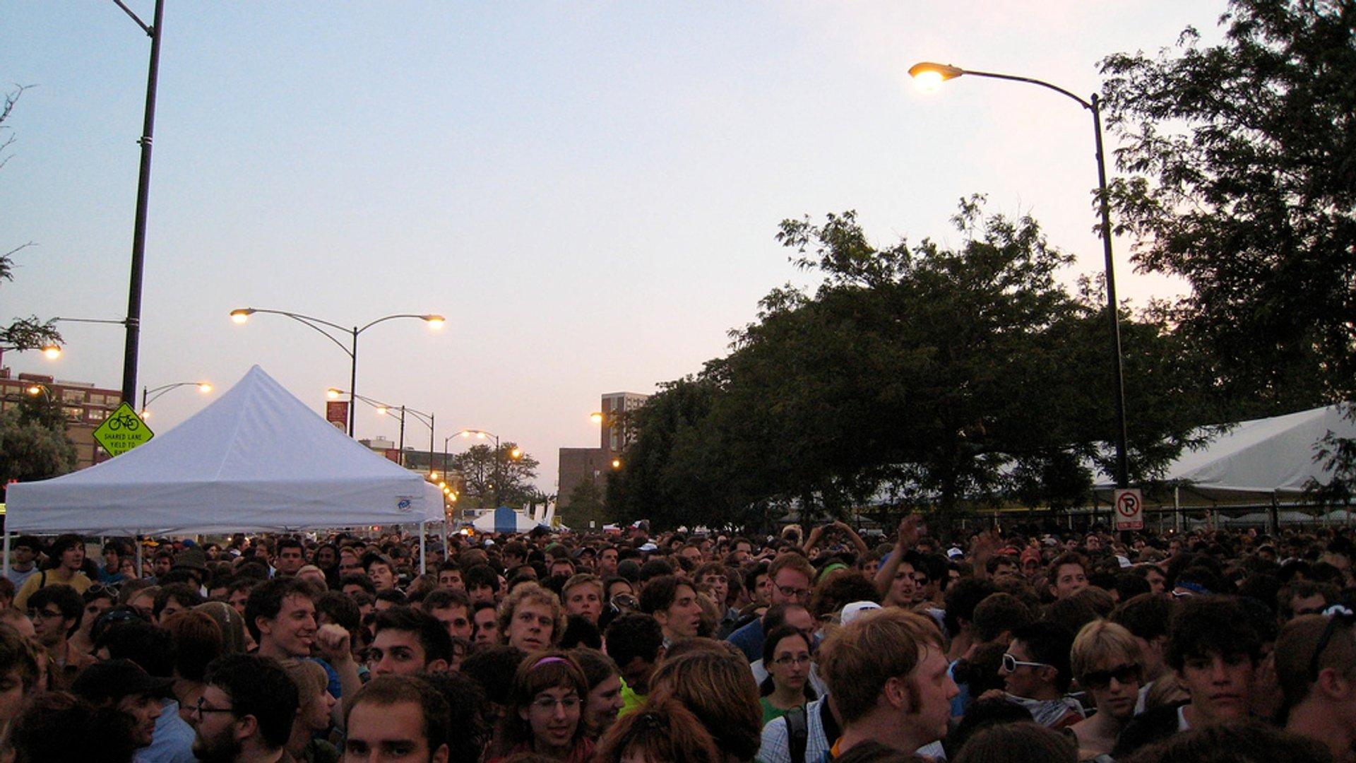 Pitchfork Music Festival in Chicago - Best Season 2020
