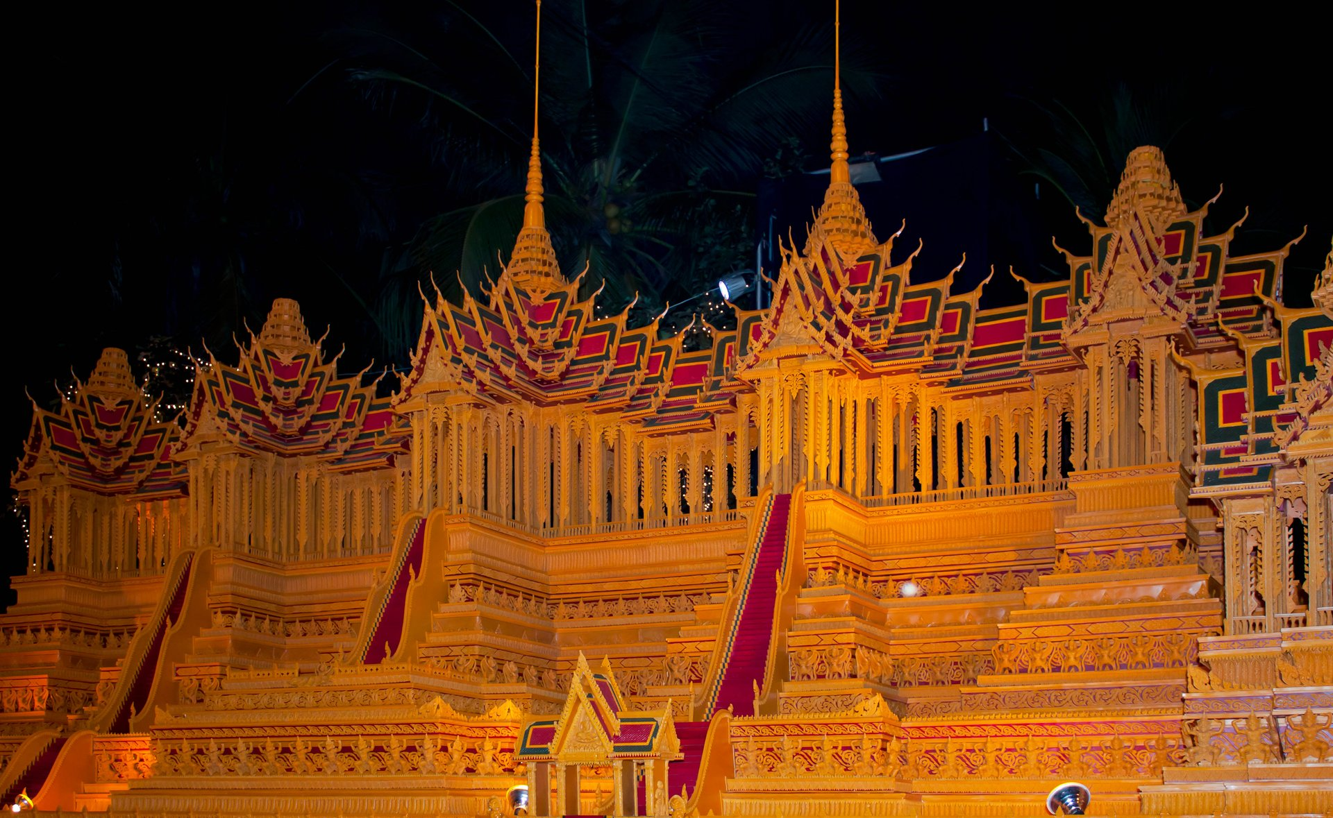 Sakon Nakhon Wax Castle Festival in Thailand - Best Season 2020
