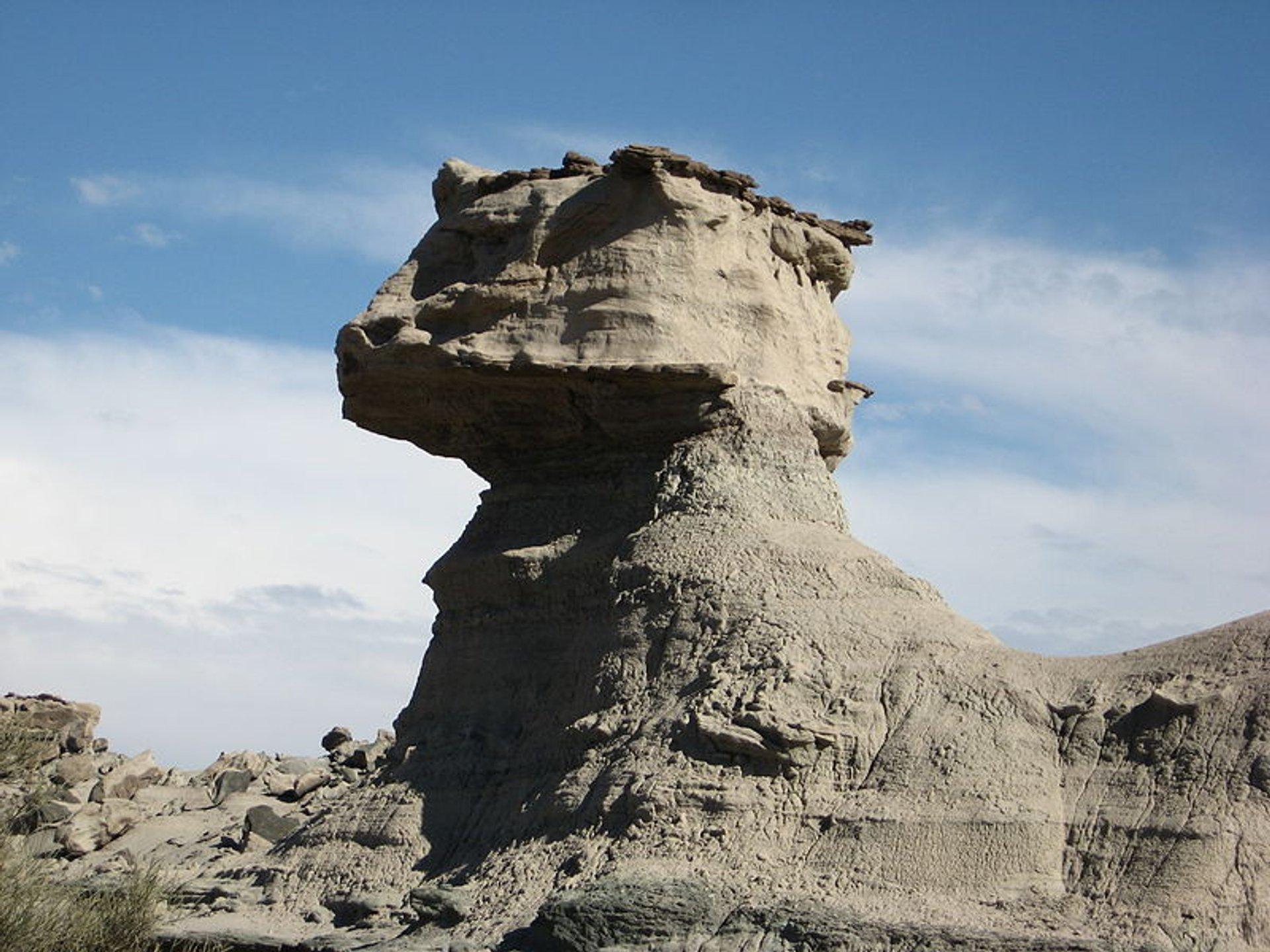 Ischigualasto Provincial Park (Valle de la Luna) in Argentina - Best Season 2020