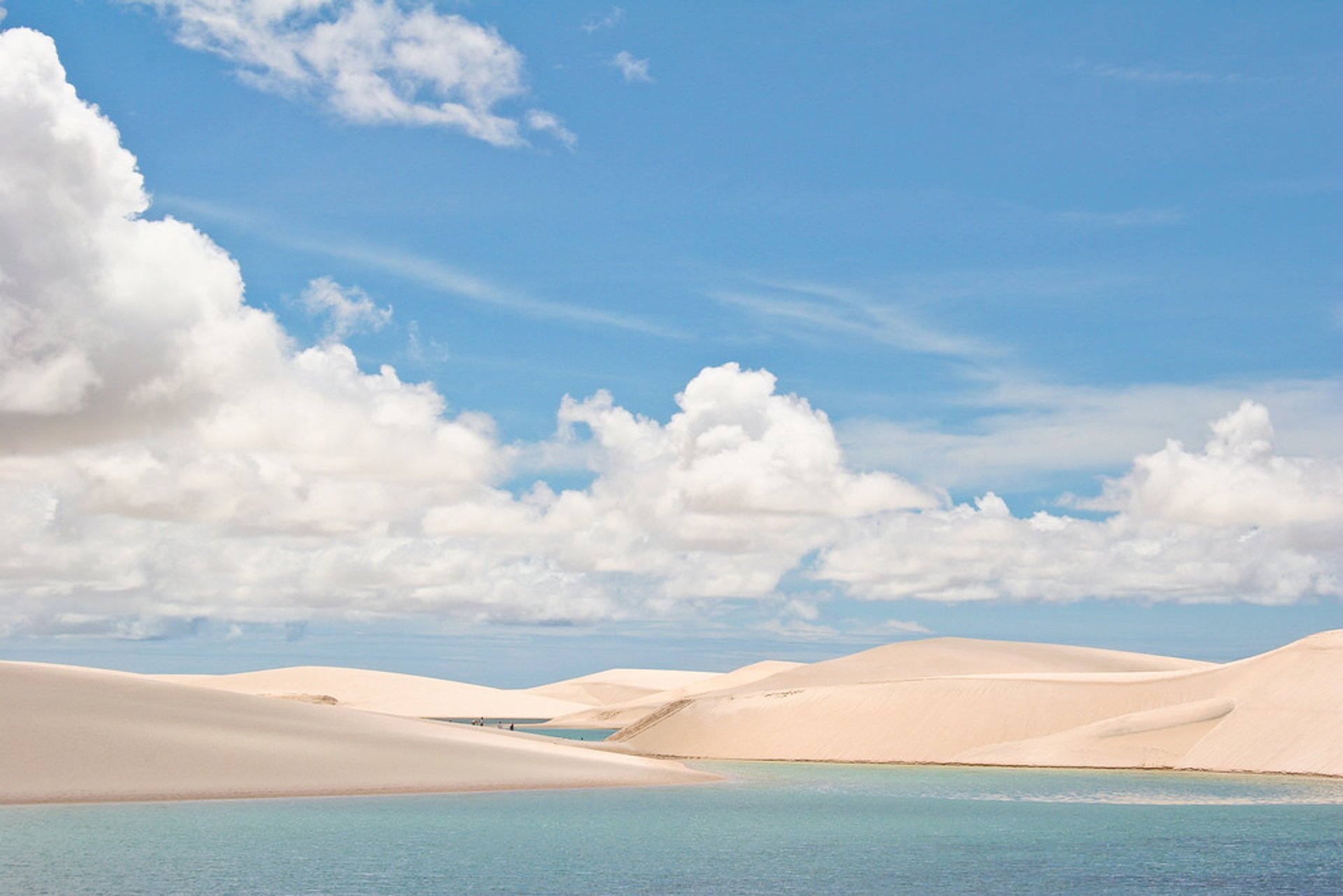 Lençóis Maranhenses National Park in Brazil 2020 - Best Time