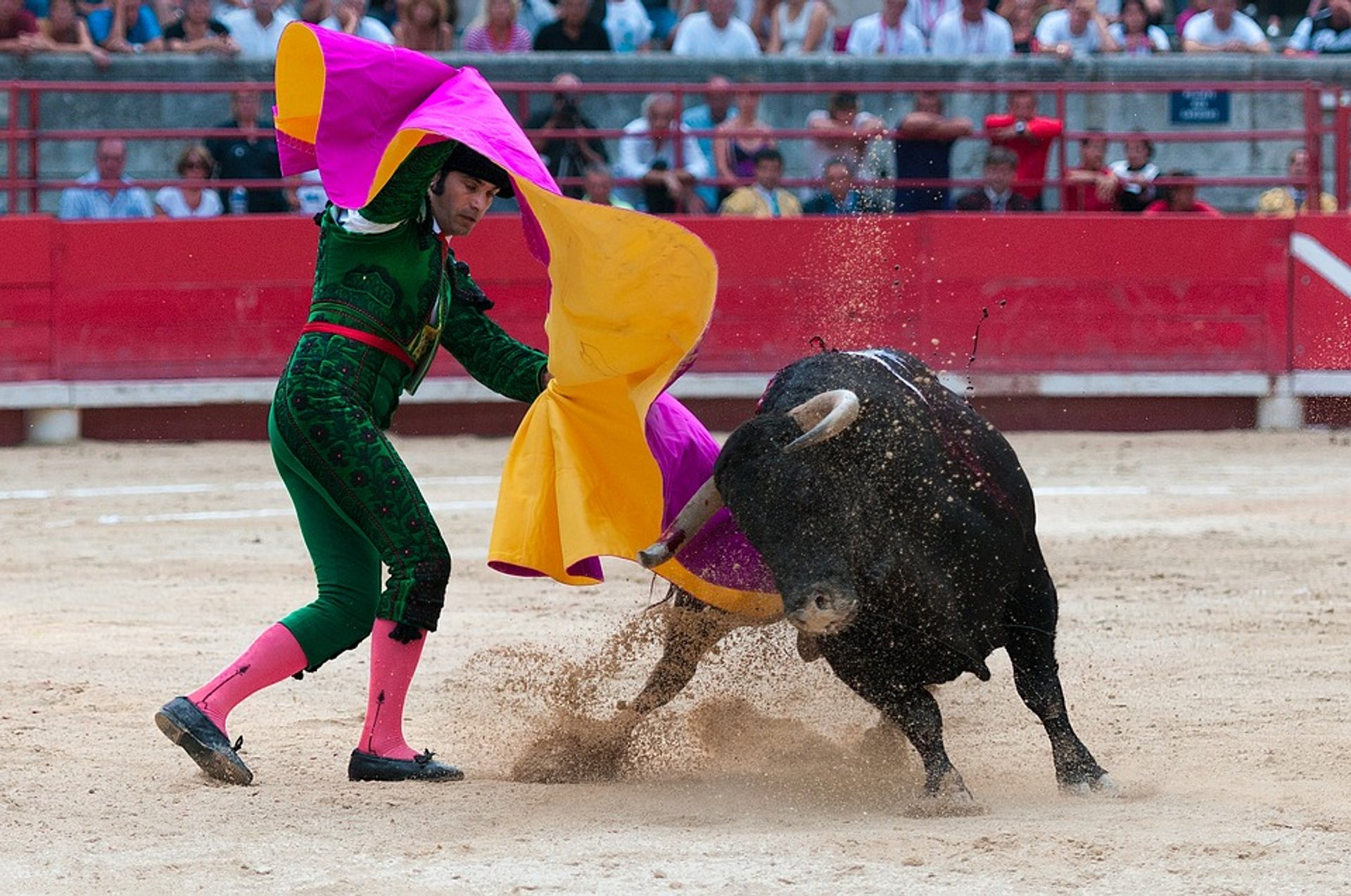 Bullfights at La Maestranza in Seville 2019 - Best Time