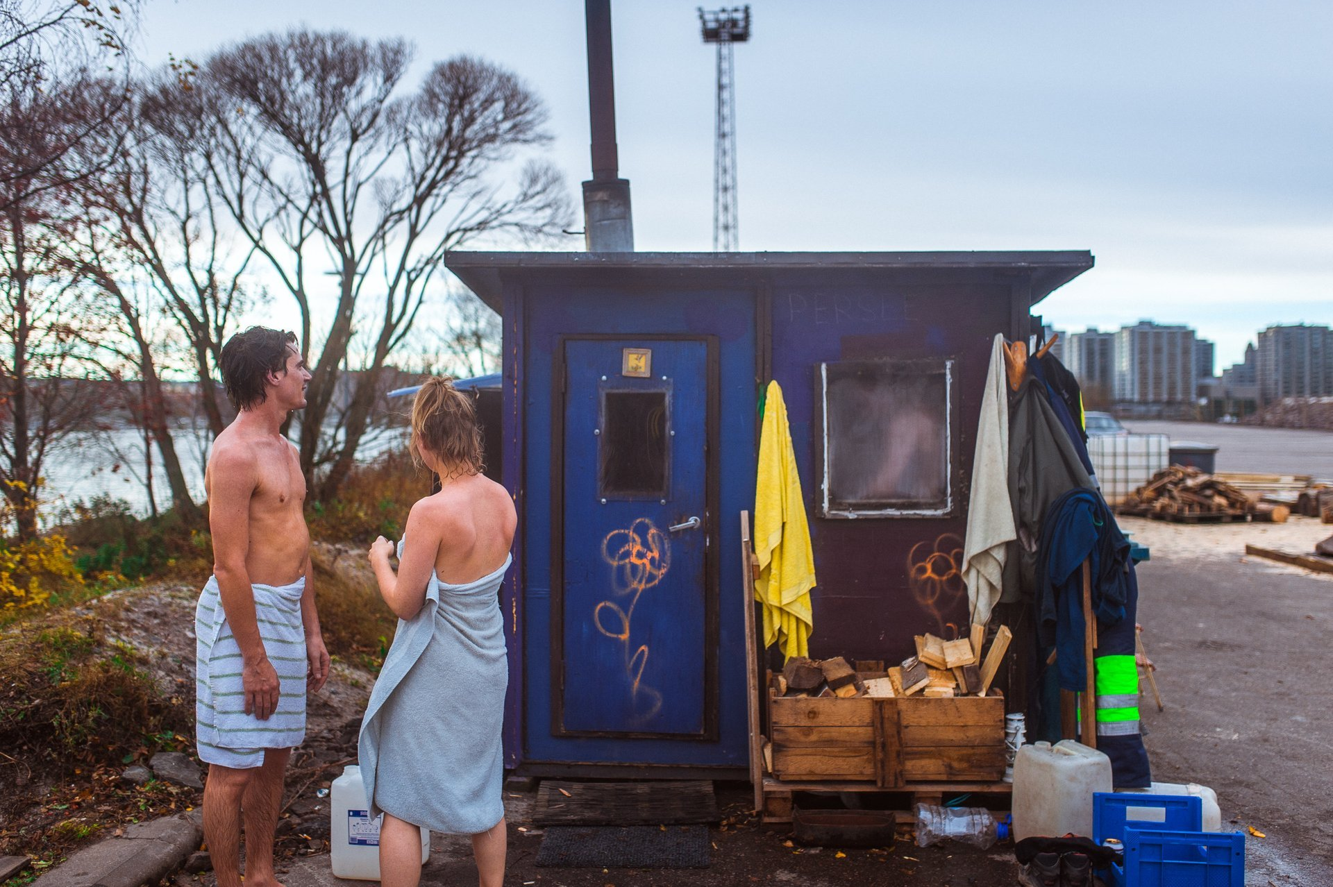 Best time for Helsinki Sauna Day in Finland 2019