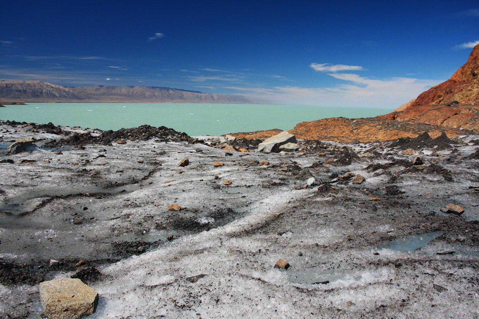Viedma Glacier trek 2020